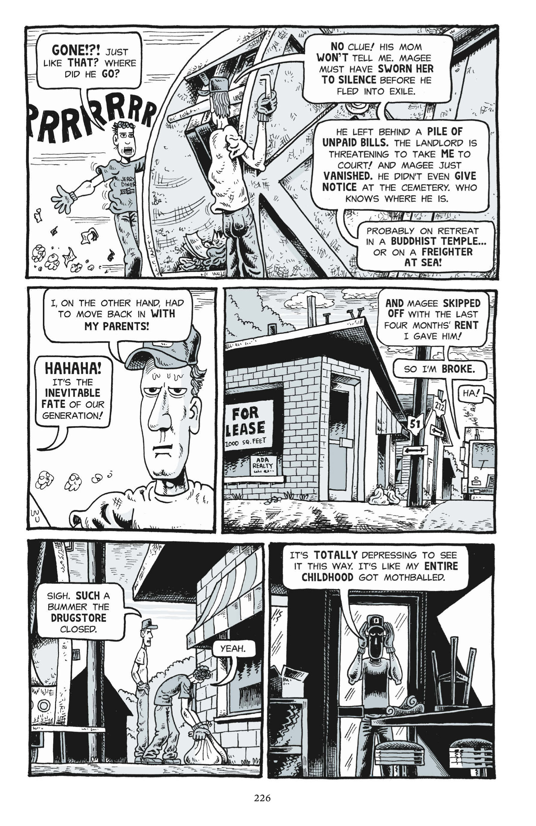 Read online Trashed comic -  Issue # Full - 218