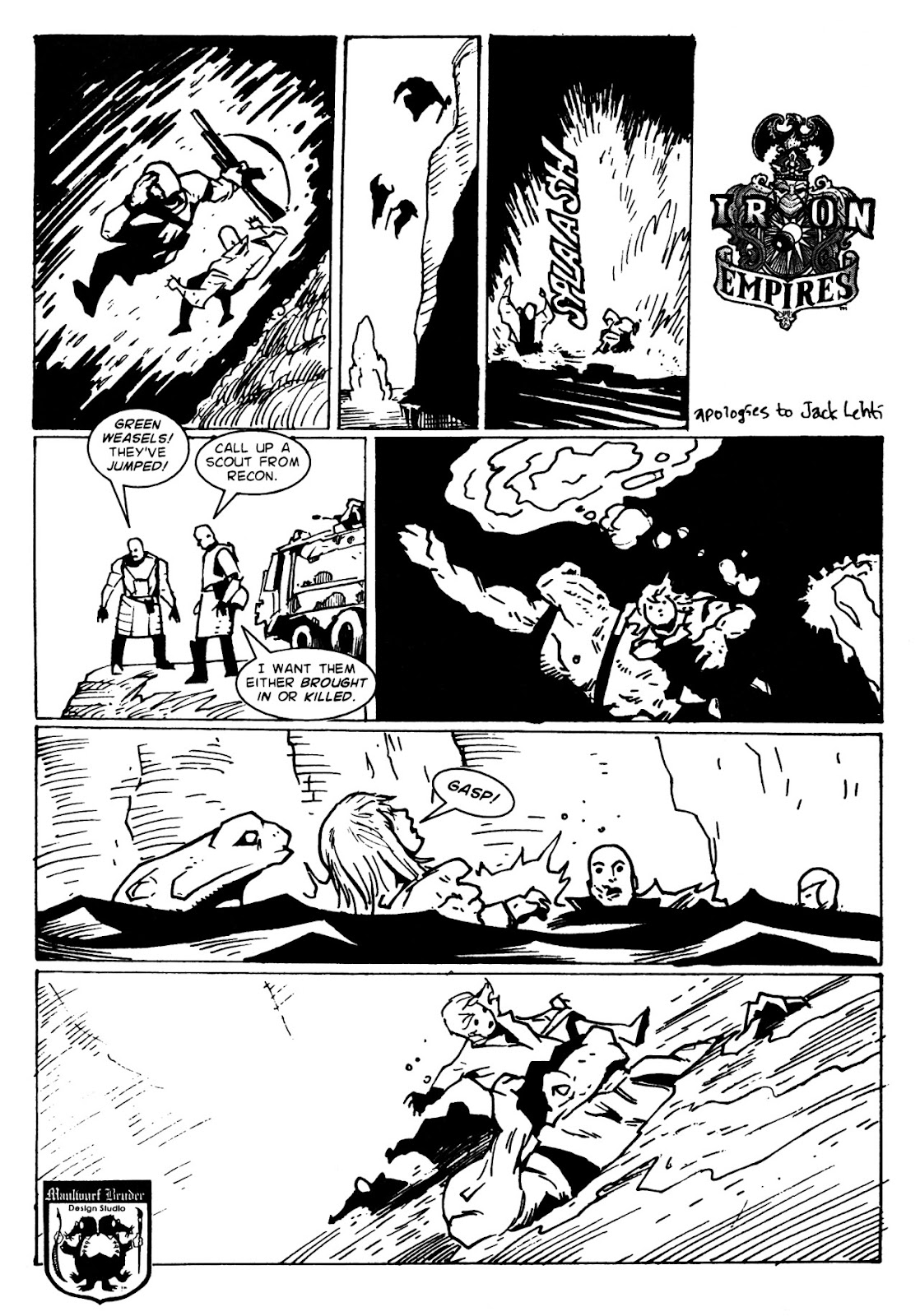 Negative Burn issue 43 - Page 3