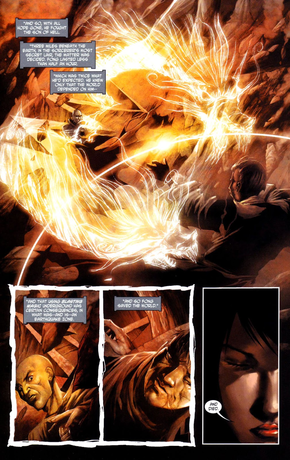 7 Brothers issue 2 - Page 16