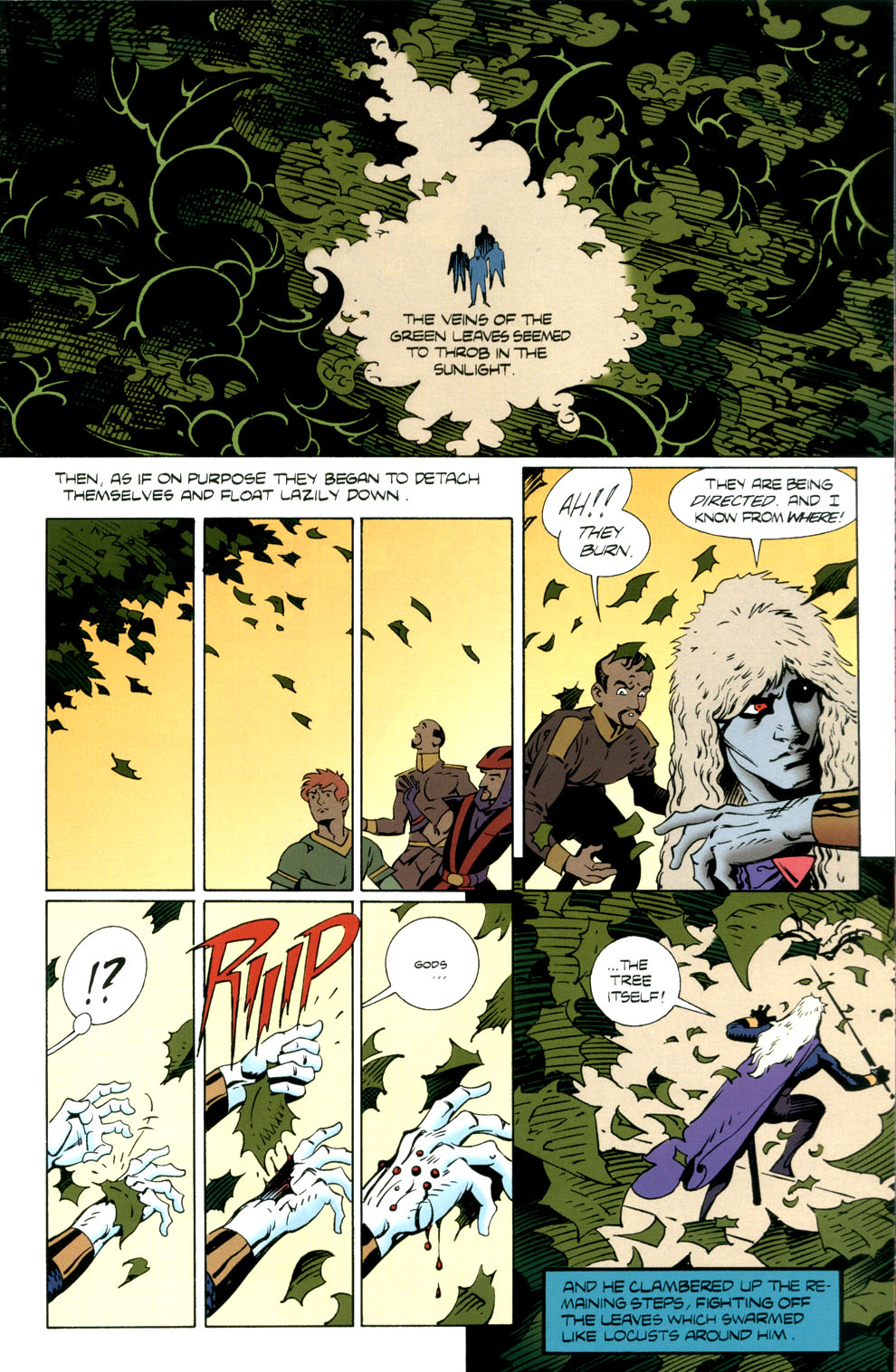 Read online Elric: Stormbringer comic -  Issue #5 - 13