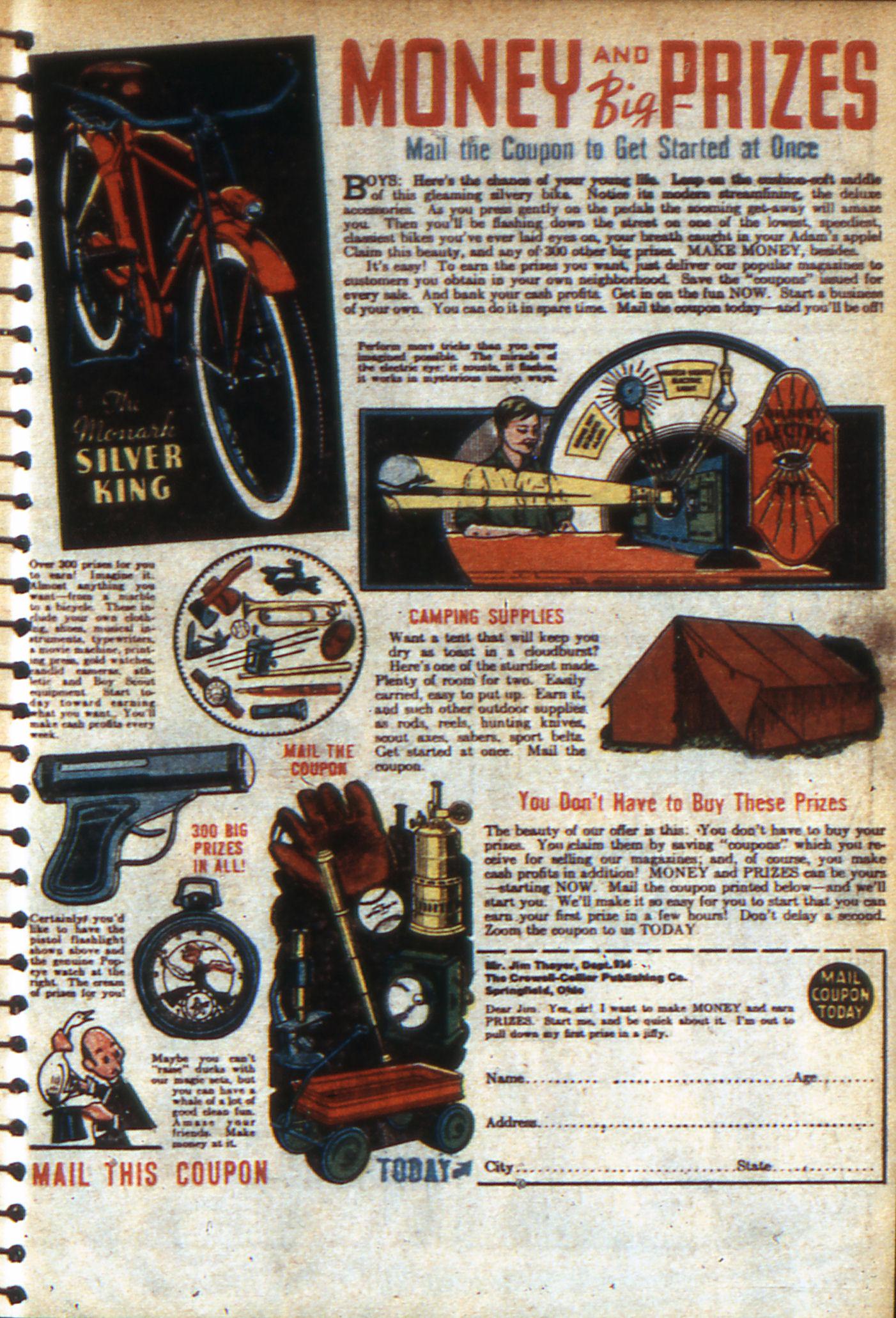 Read online Adventure Comics (1938) comic -  Issue #47 - 4