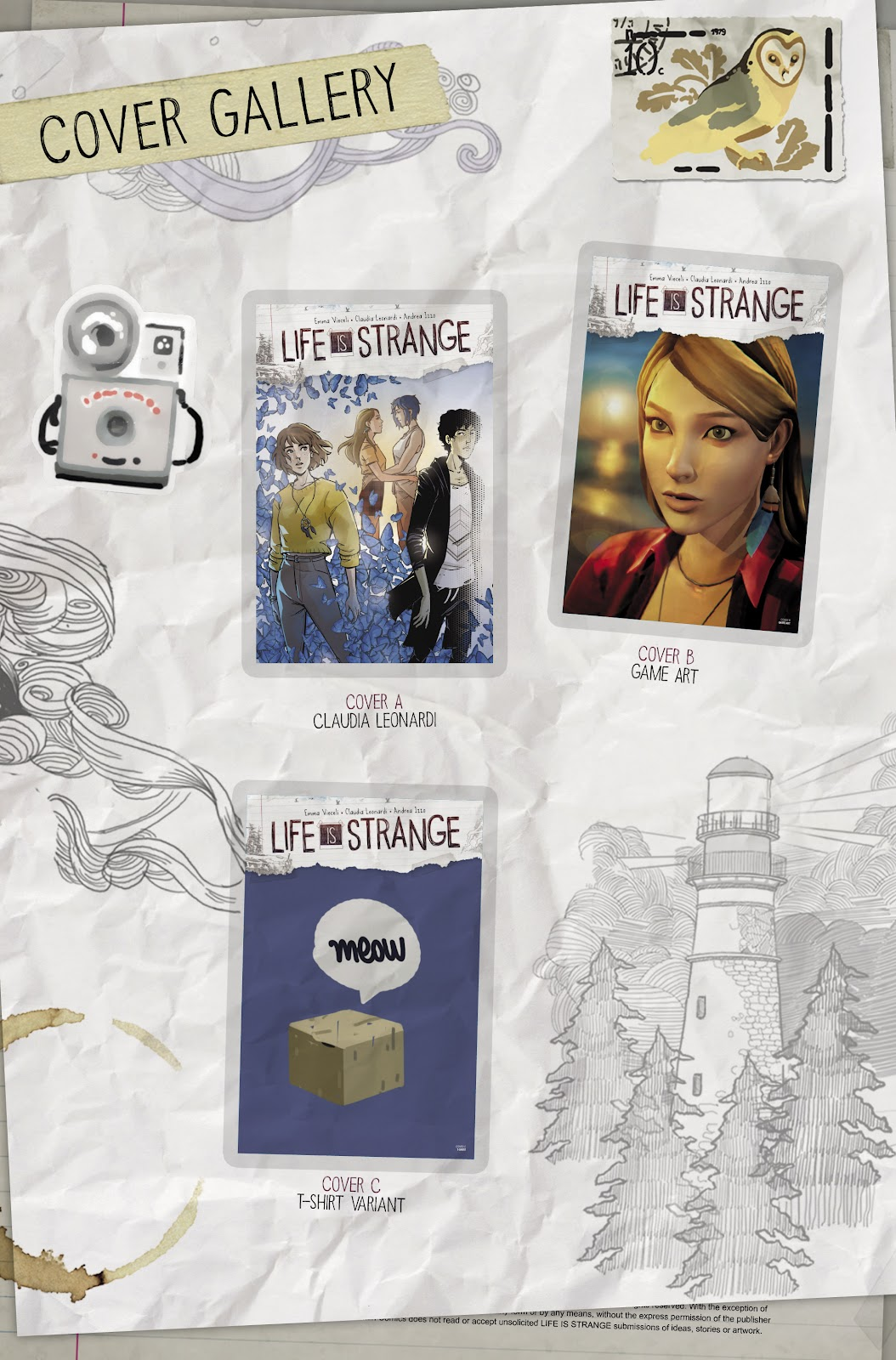 Read online Life is Strange comic -  Issue #8 - 30