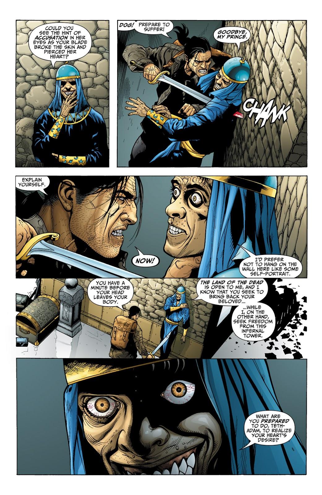 Black Adam: The Dark Age issue 2 - Page 20