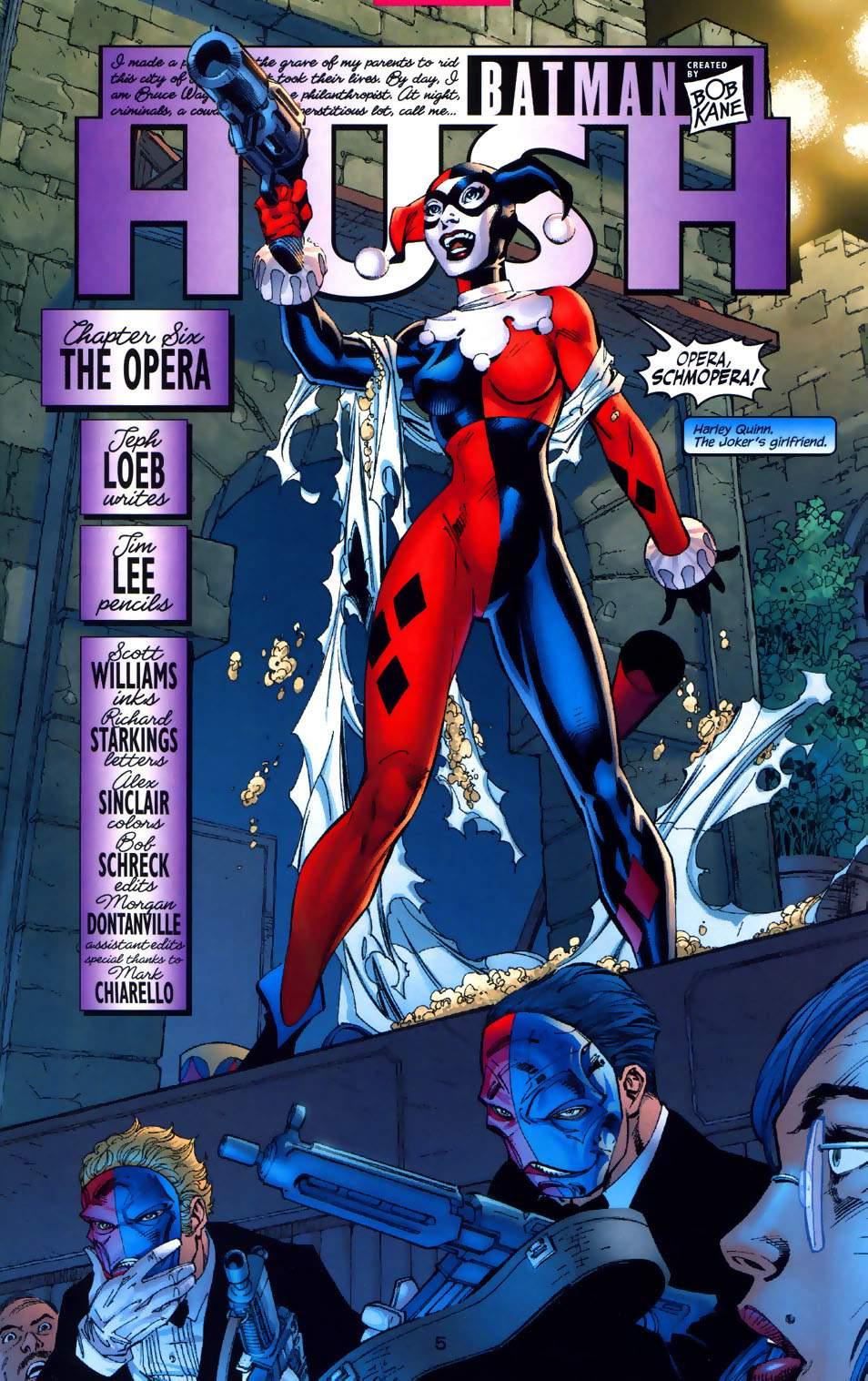 Read online Batman: Hush comic -  Issue #6 - 5