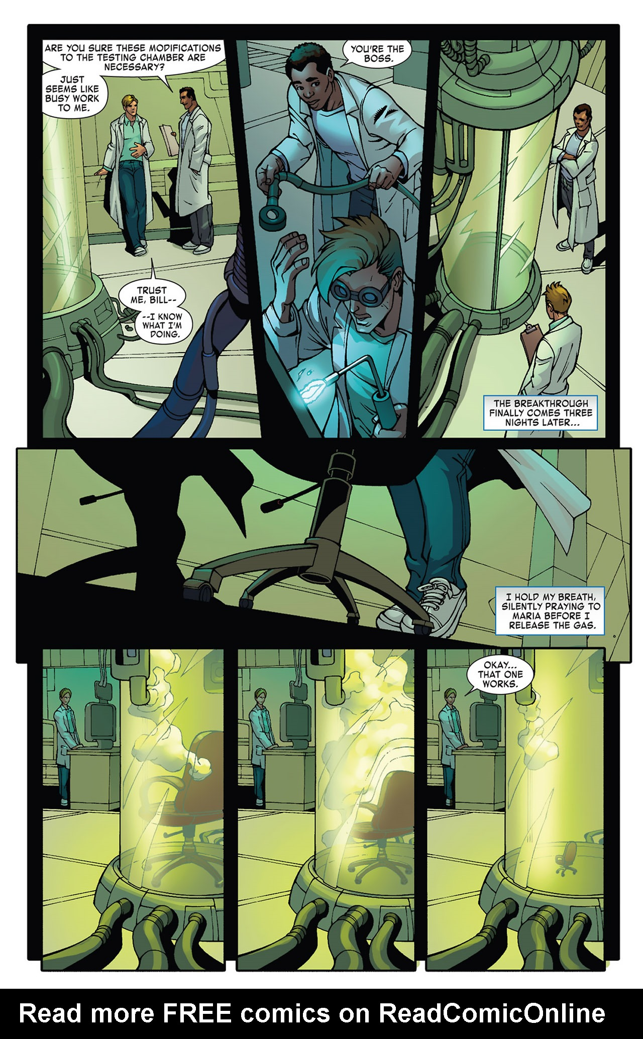 Read online Ant-Man: Season One comic -  Issue #Ant-Man: Season One Full - 13