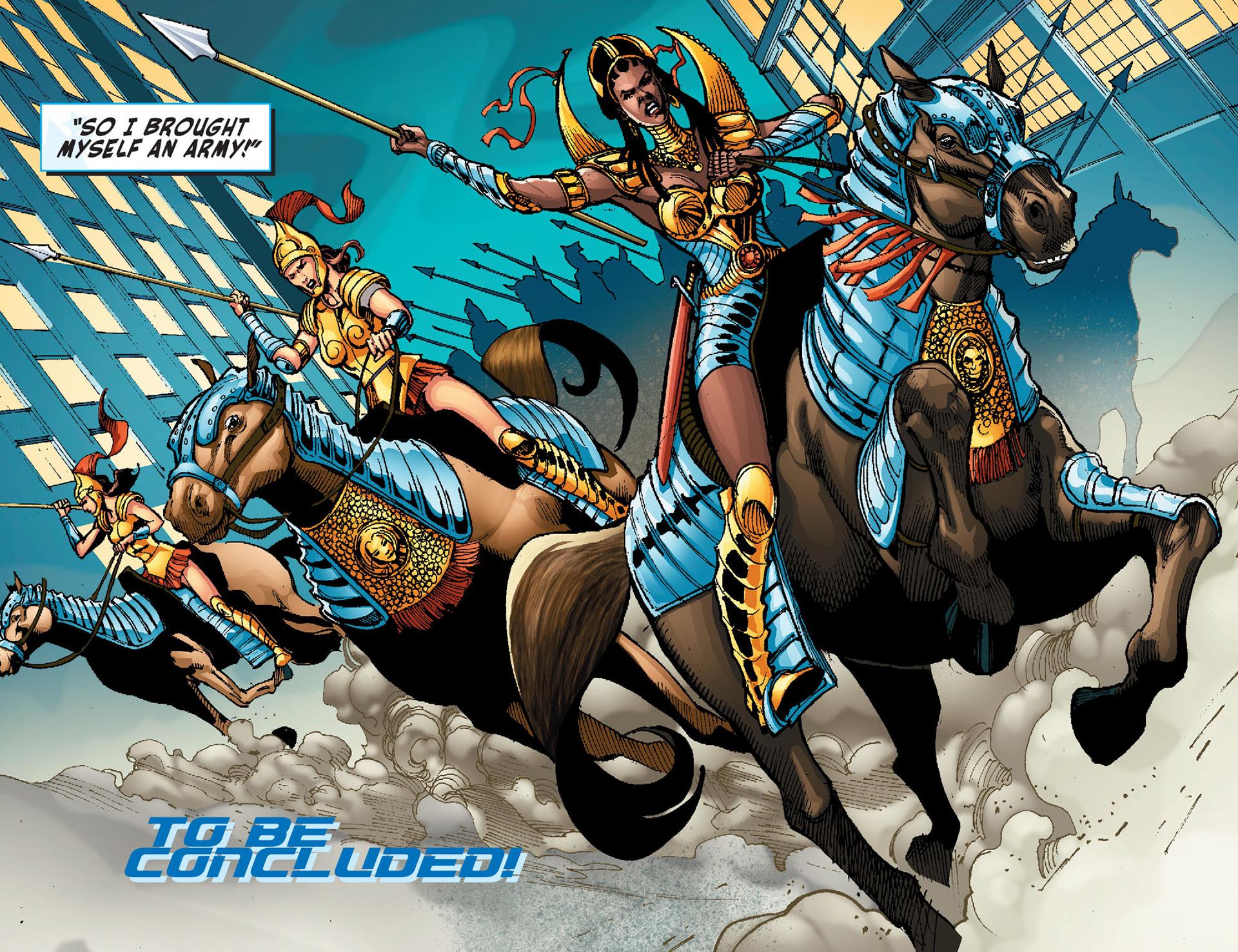 Read online Sensation Comics Featuring Wonder Woman comic -  Issue #1 - 22