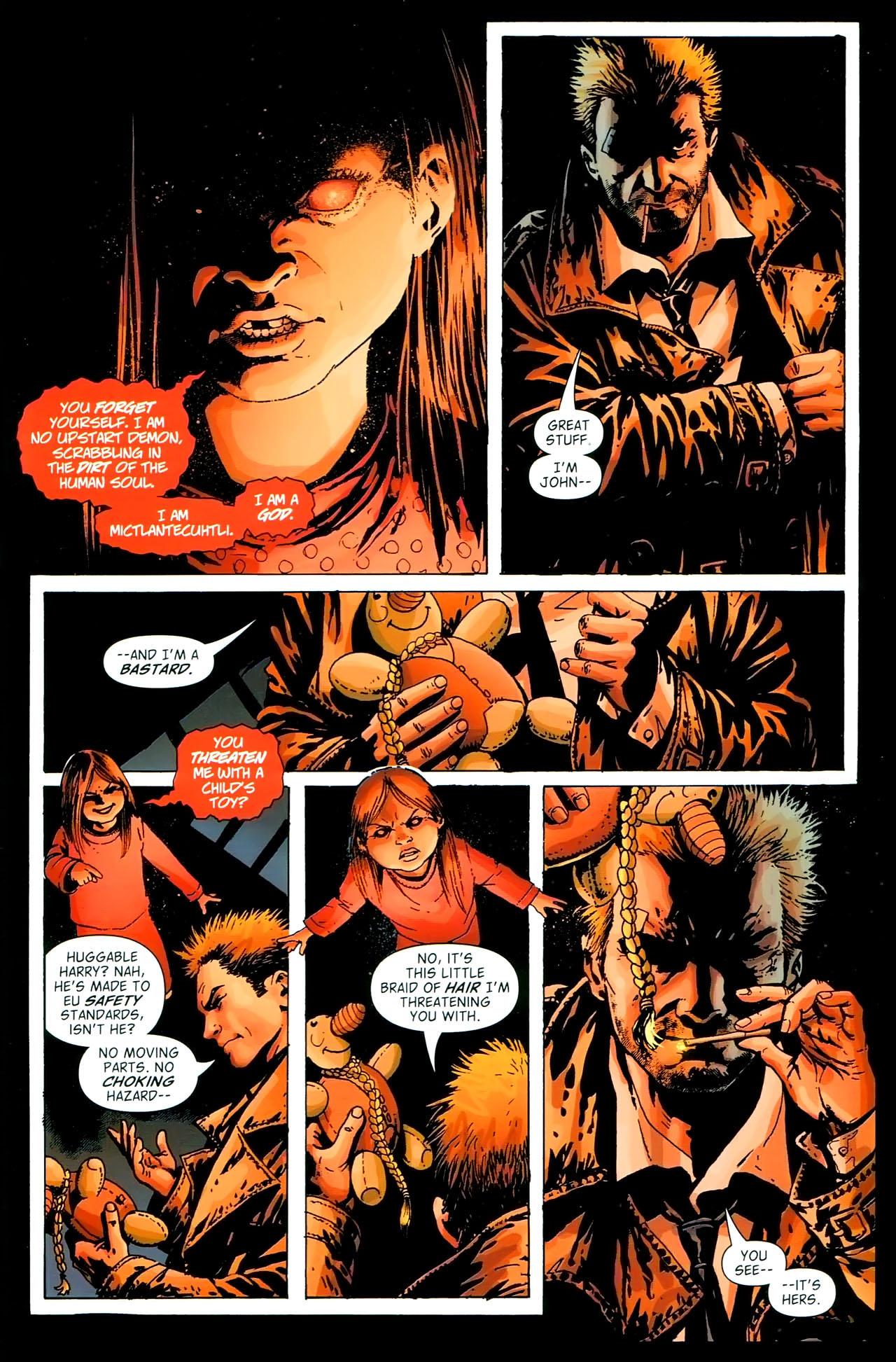 Read online John Constantine Hellblazer: All His Engines comic -  Issue # Full - 111