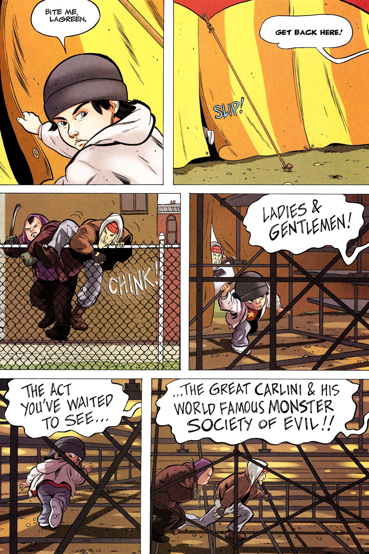 Read online Shazam!: The Monster Society of Evil comic -  Issue #2 - 14