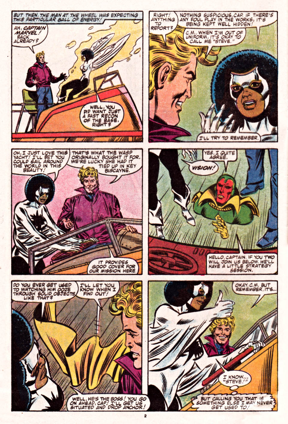 The Avengers (1963) 244 Page 2