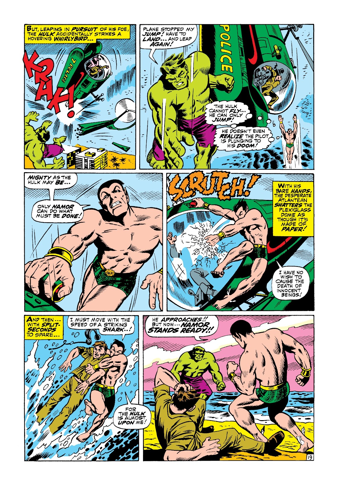 Read online Marvel Masterworks: The Incredible Hulk comic -  Issue # TPB 3 (Part 3) - 47