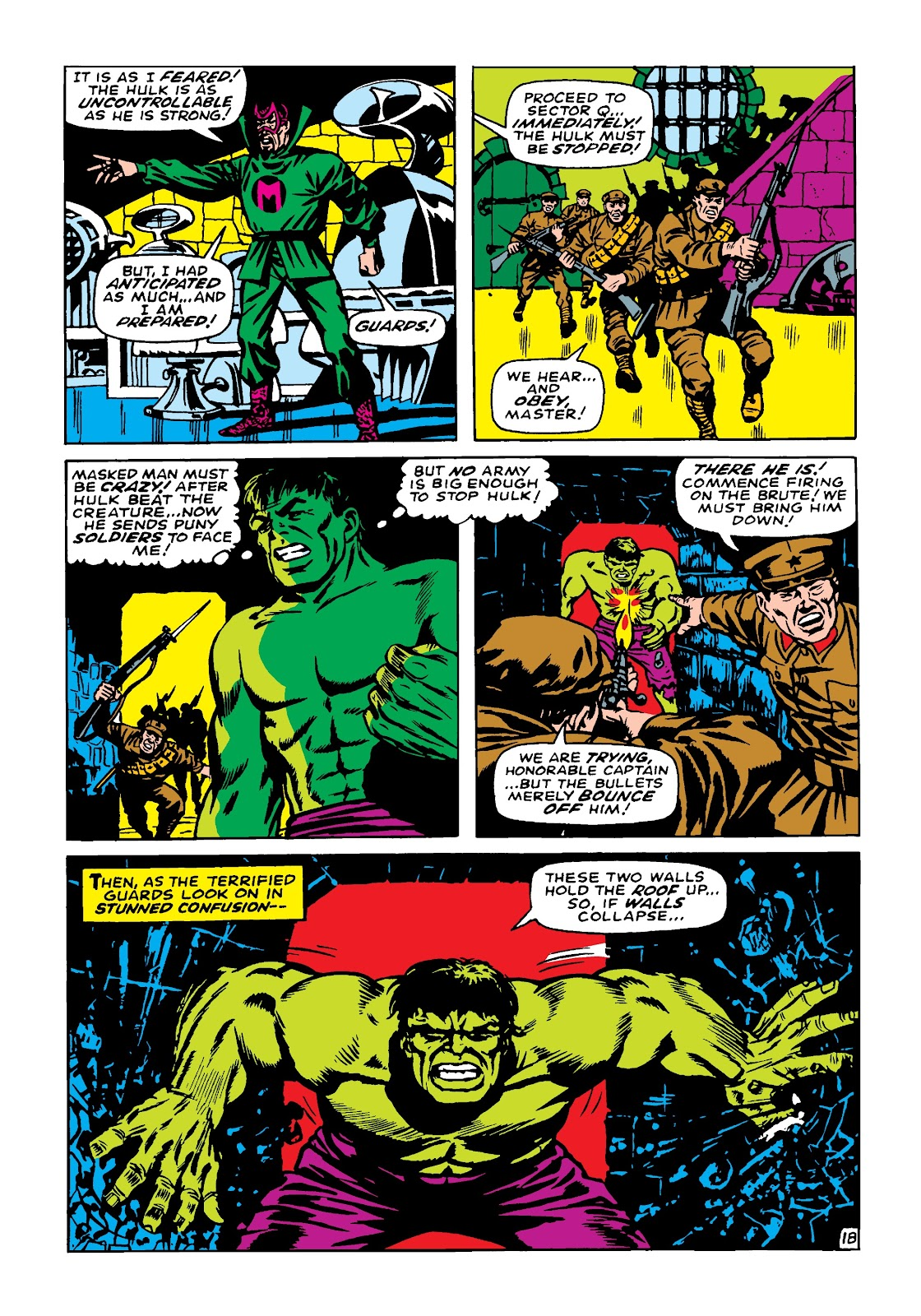 Read online Marvel Masterworks: The Incredible Hulk comic -  Issue # TPB 4 (Part 2) - 9