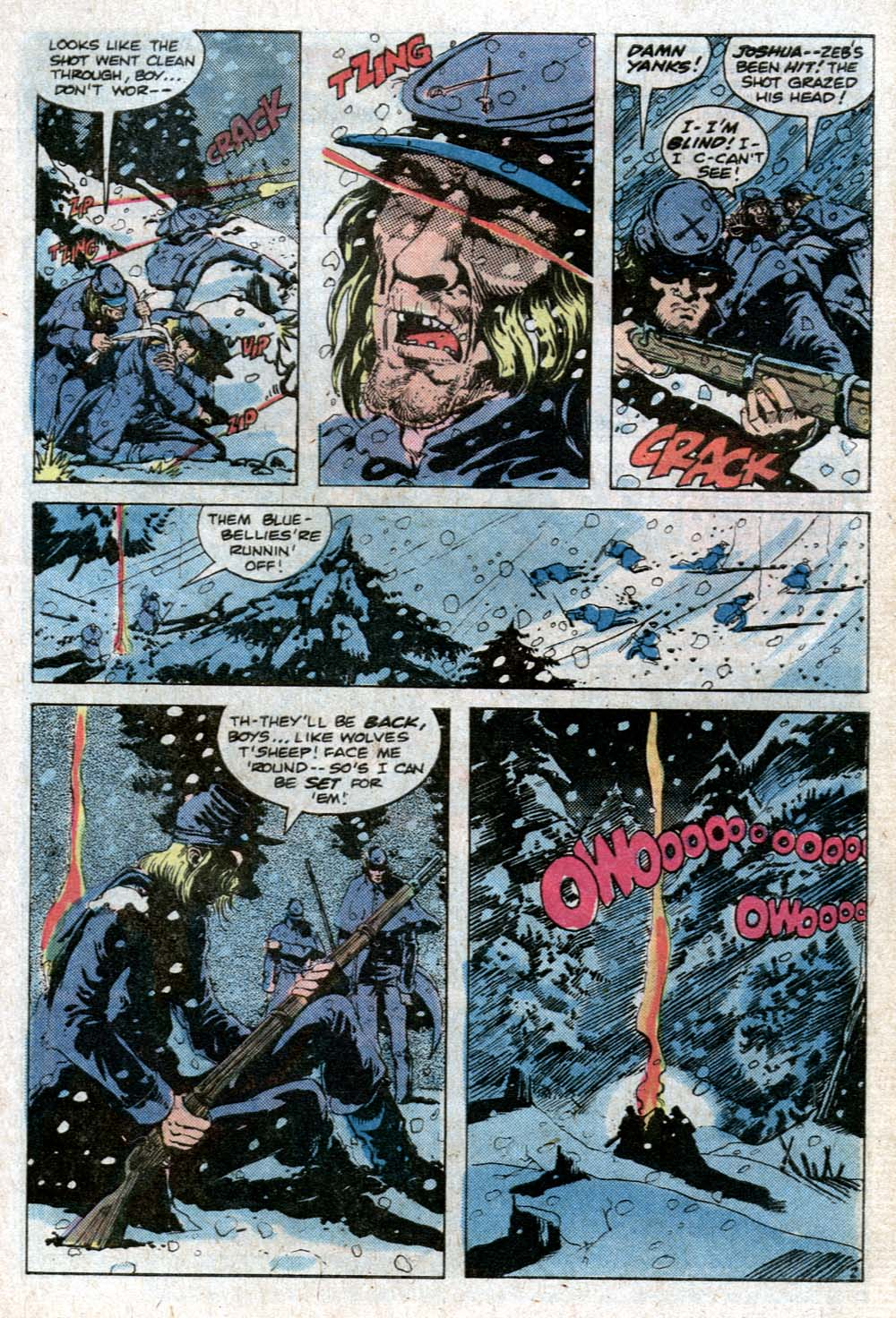 Read online Sgt. Rock comic -  Issue #352 - 28