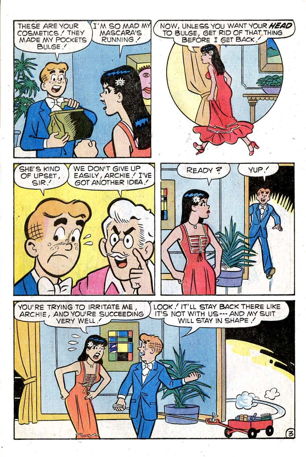 Read online Archie (1960) comic -  Issue #269 - 31