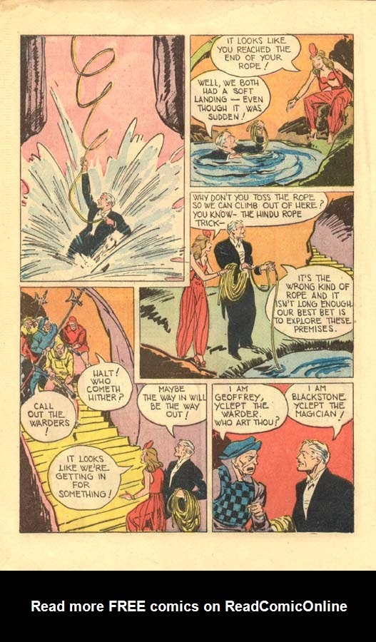 Super-Magician Comics issue 31 - Page 8