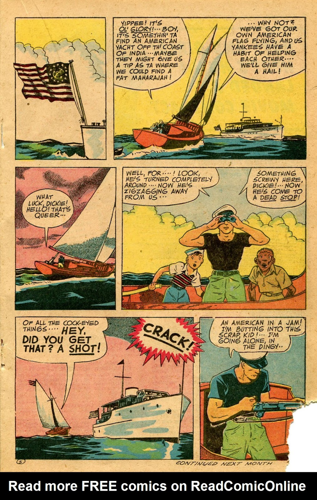 Read online Famous Funnies comic -  Issue #127 - 25