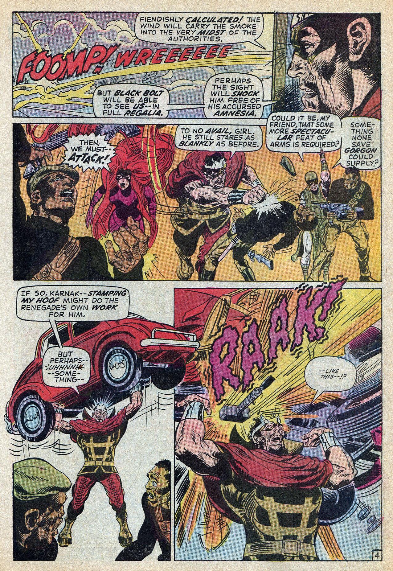 Read online Amazing Adventures (1970) comic -  Issue #8 - 7
