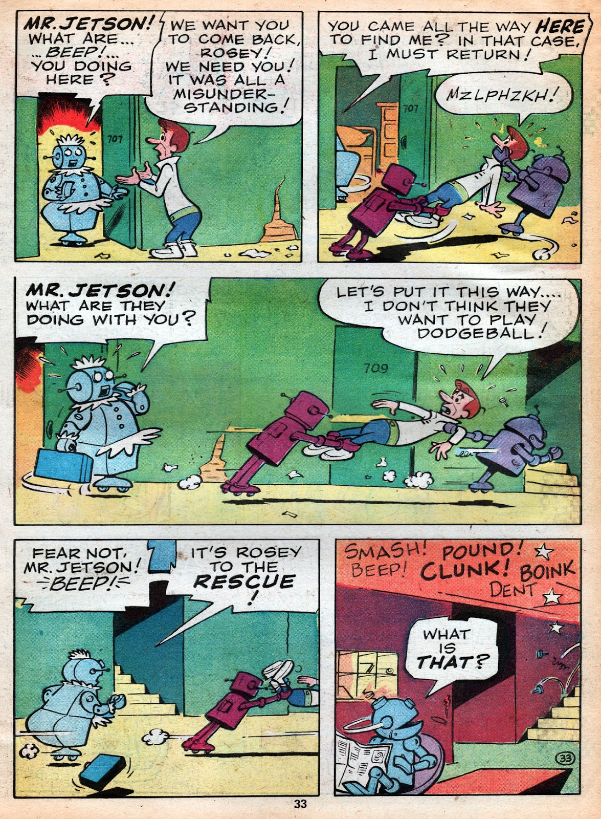 Yogi Bear's Easter Parade issue Full - Page 35