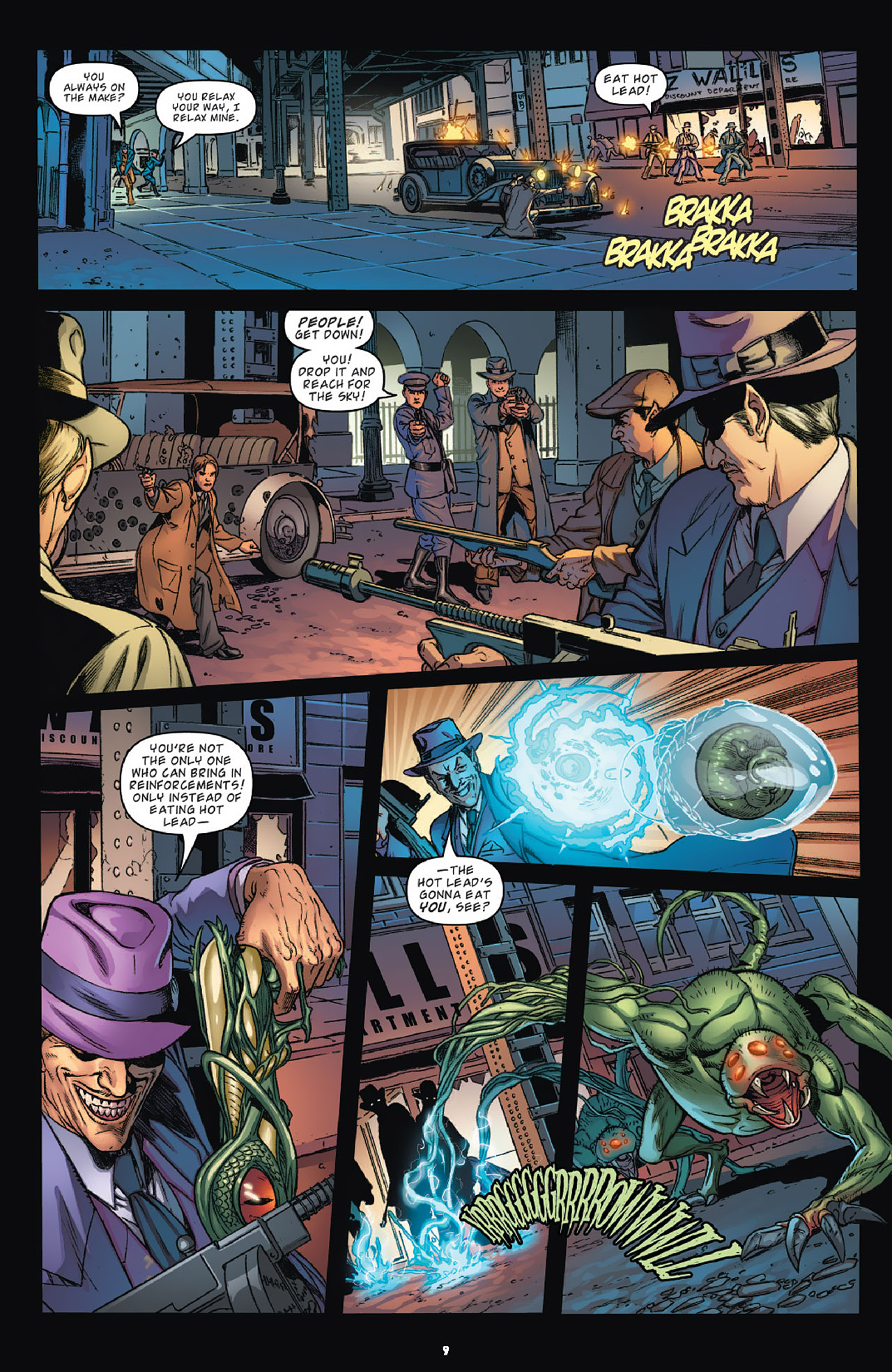 Read online KISS (2012) comic -  Issue #1 - 12