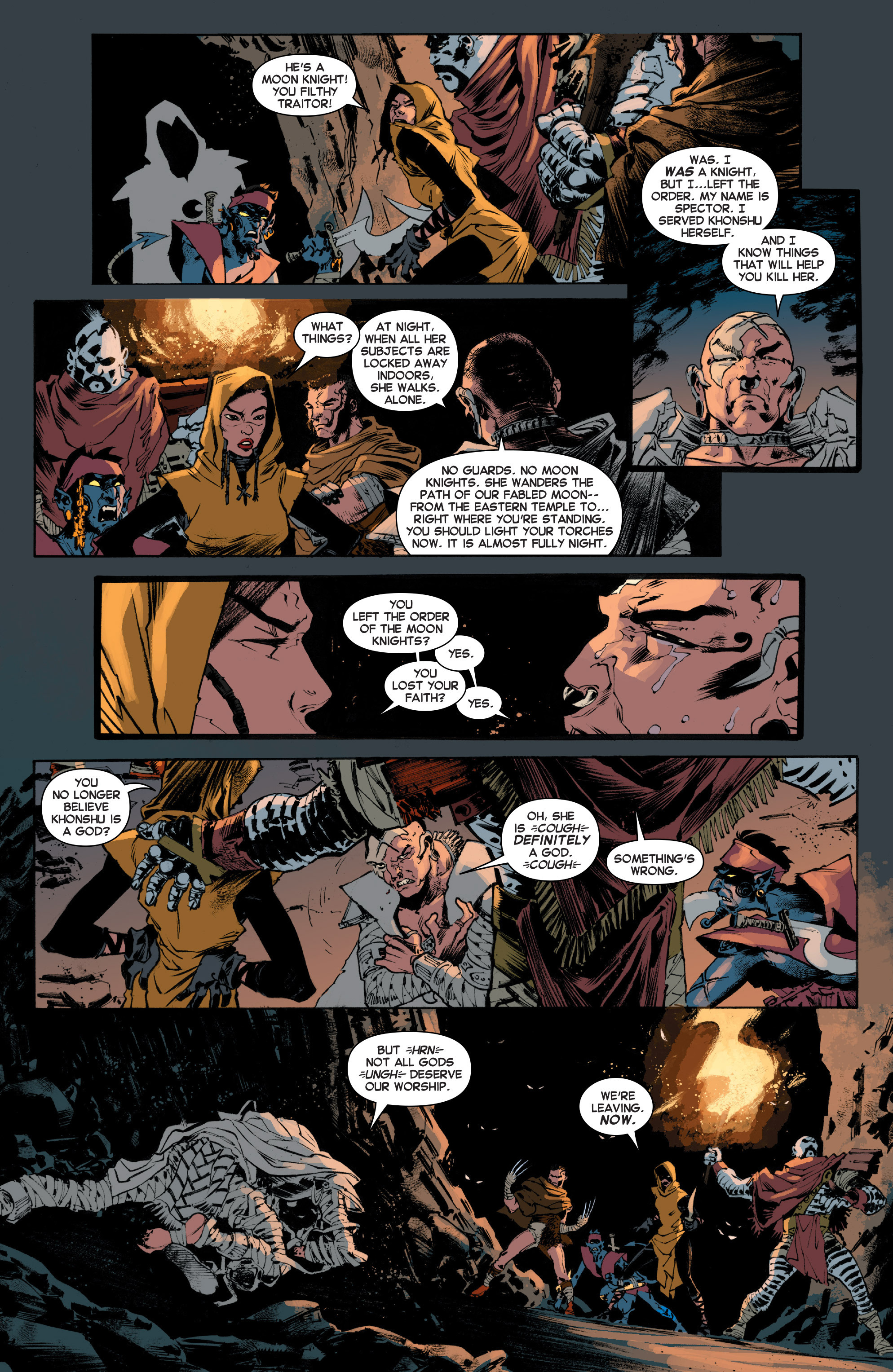 Read online Secret Wars Journal/Battleworld comic -  Issue # TPB - 19