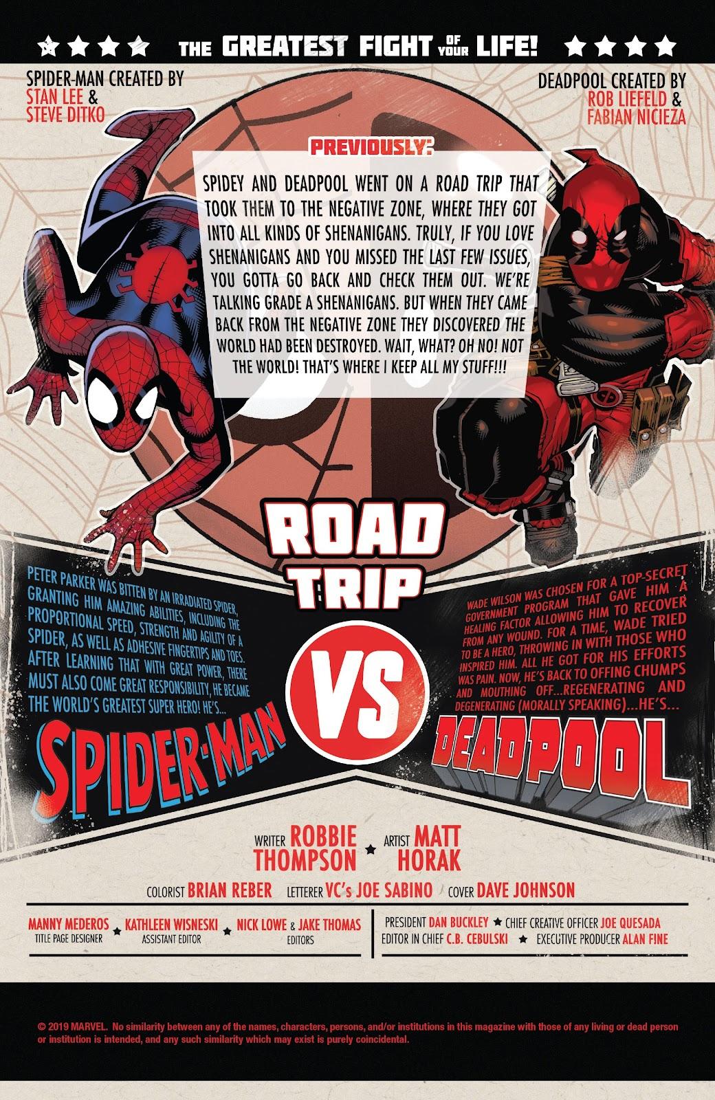 Read online Spider-Man/Deadpool comic -  Issue #46 - 2