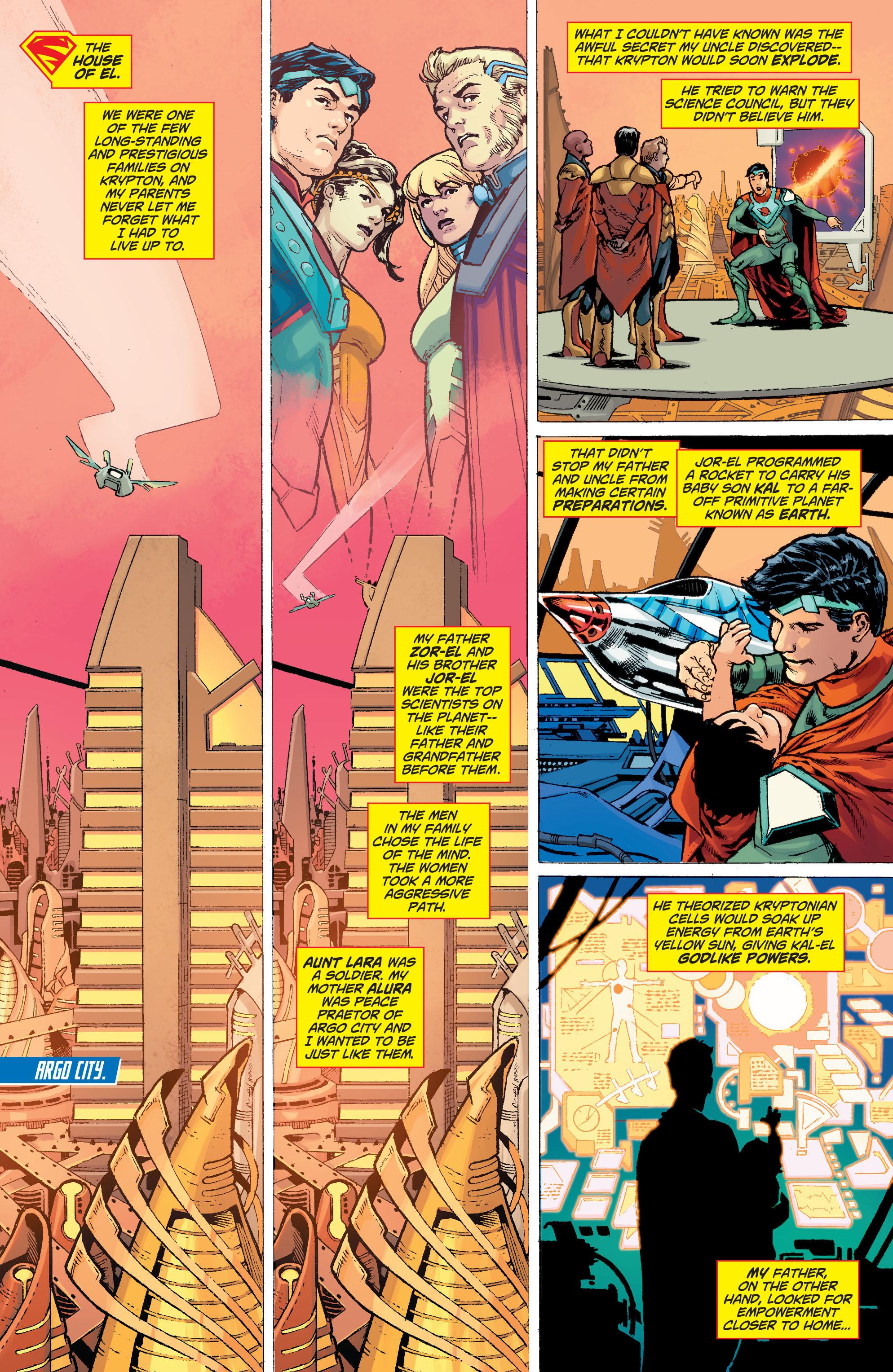 Read online Secret Origins (2014) comic -  Issue #1 - 30