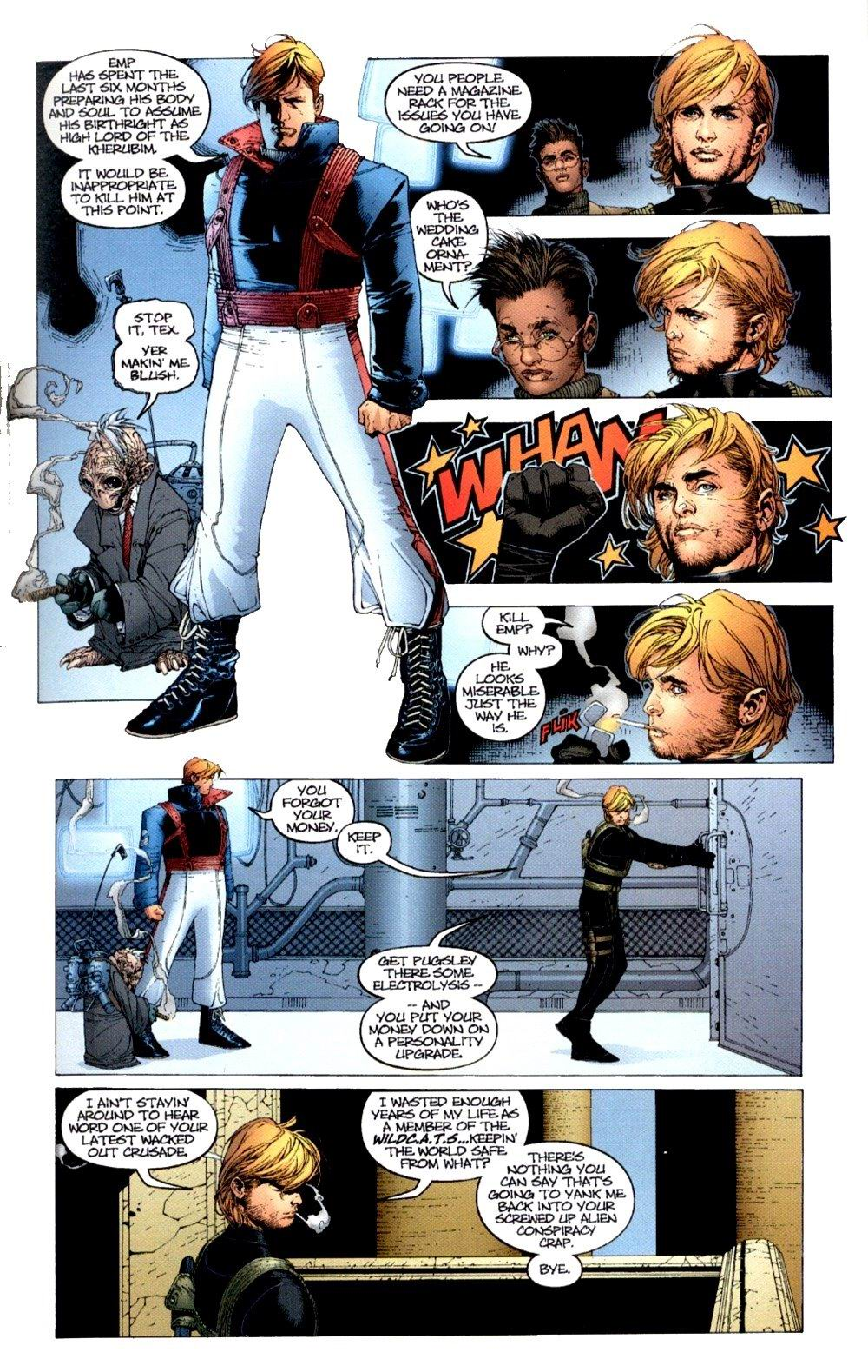 Wildcats (1999) Issue #1 #2 - English 20