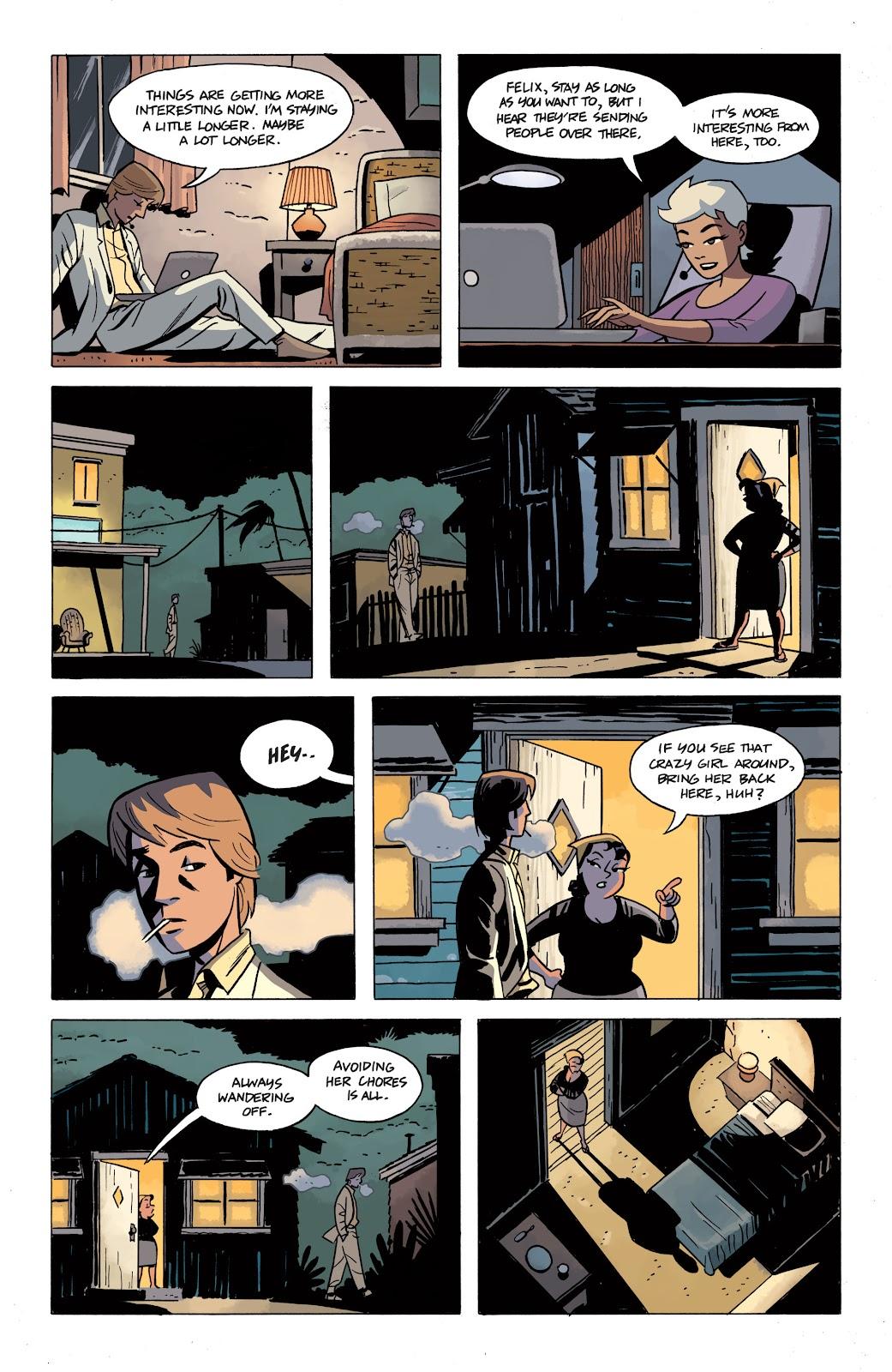 Read online The Twilight Children comic -  Issue #2 - 16