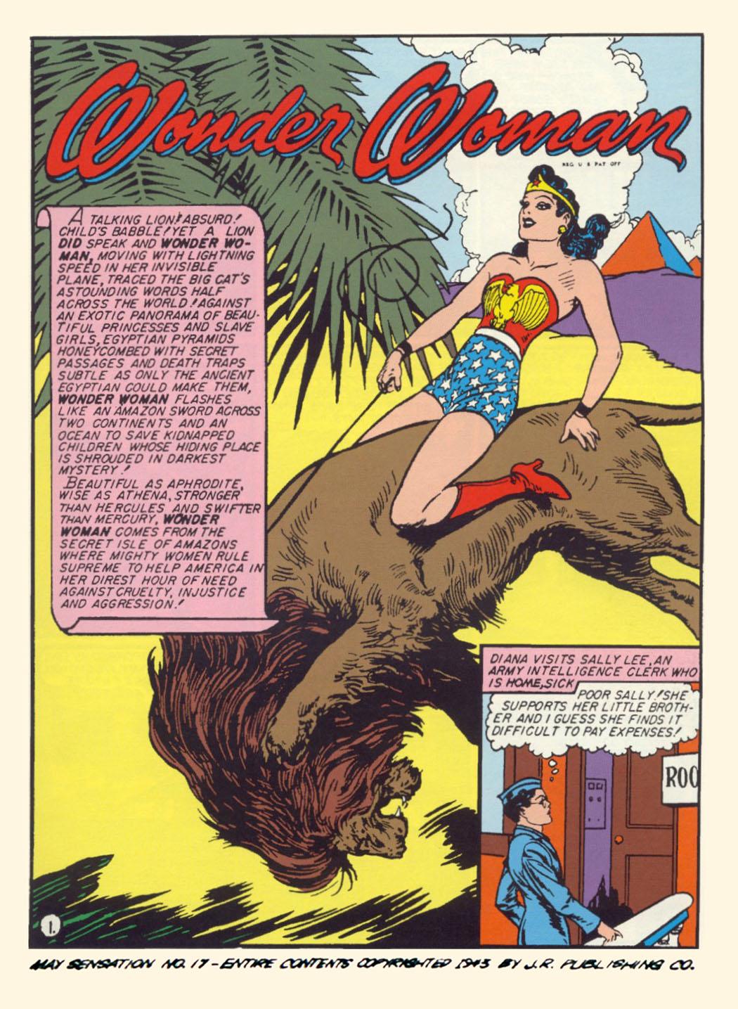 Read online Sensation (Mystery) Comics comic -  Issue #17 - 3
