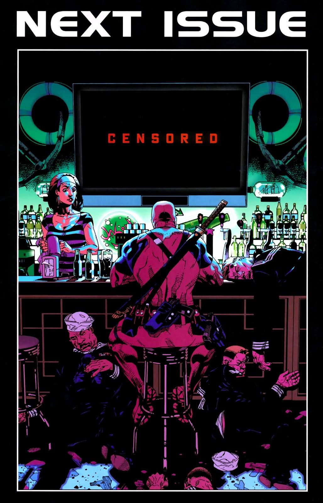 Read online Deadpool (2008) comic -  Issue #14 - 25