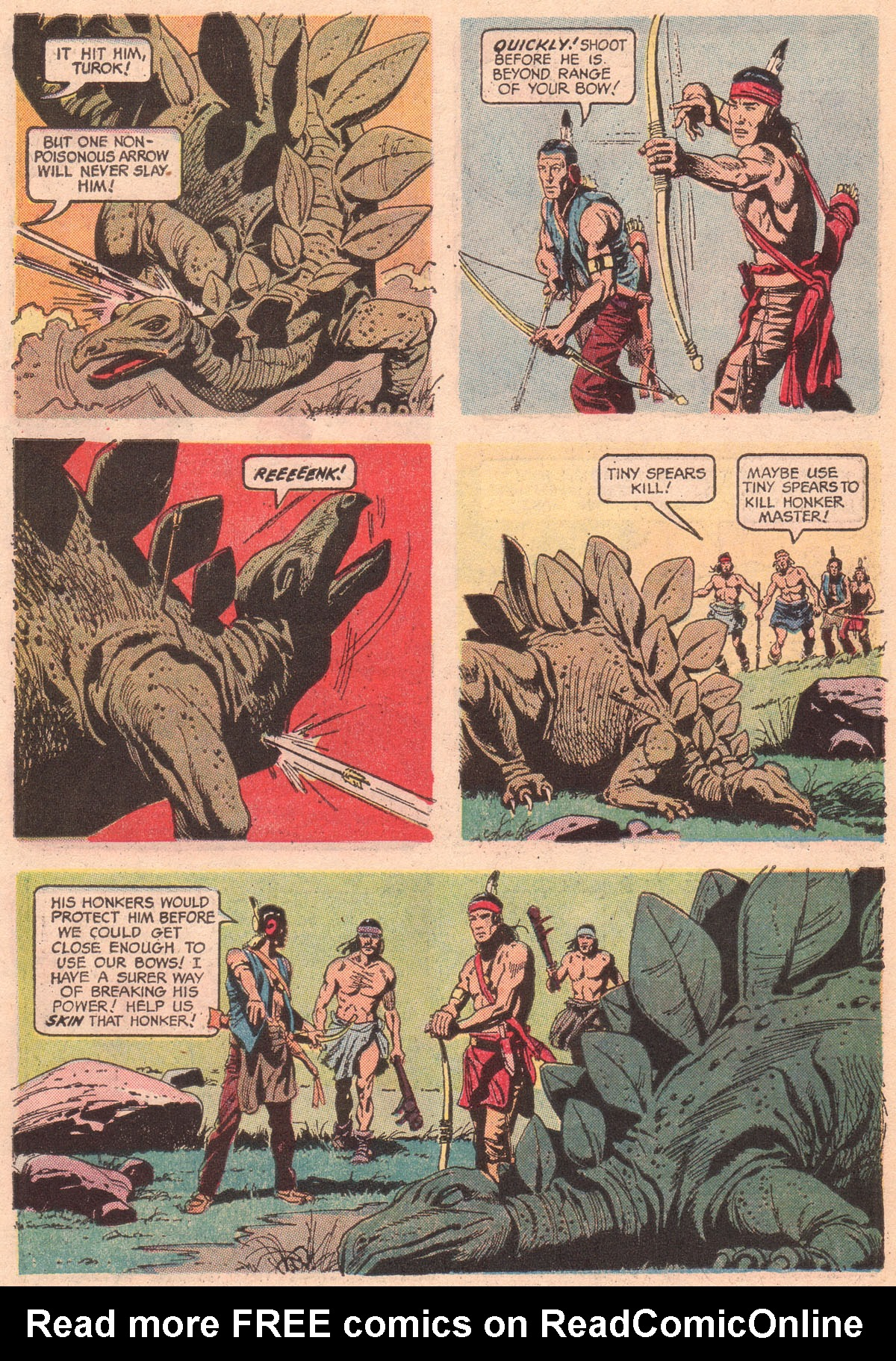 Read online Turok, Son of Stone comic -  Issue #56 - 10
