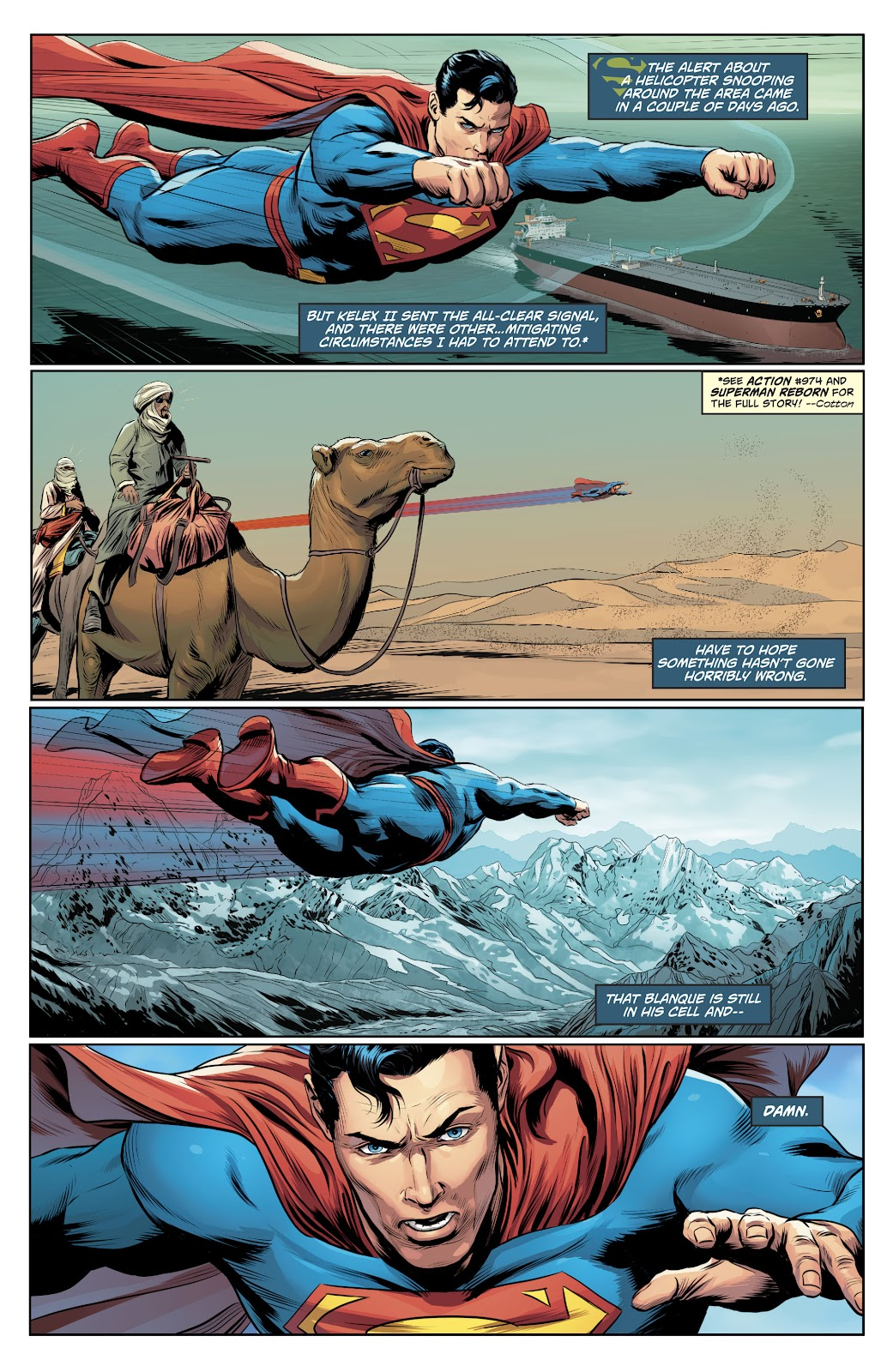 Read online Action Comics (2016) comic -  Issue #979 - 14