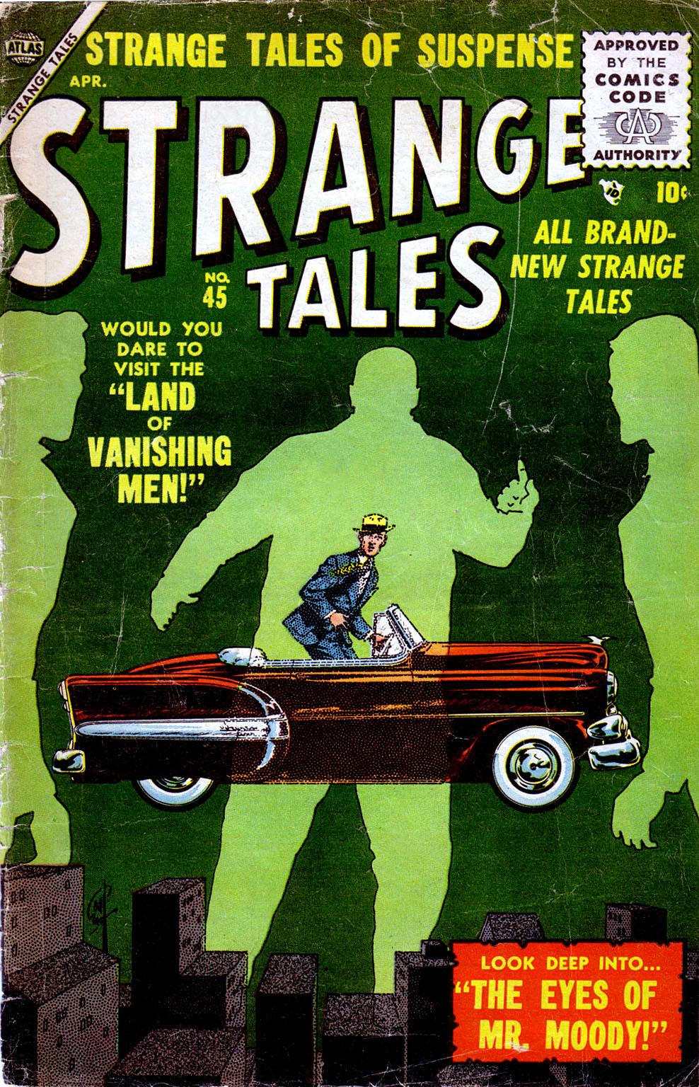 Strange Tales (1951) 45 Page 1