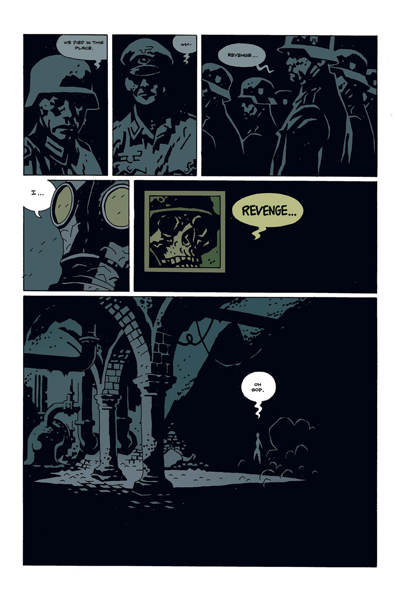 Read online Hellboy: Conqueror Worm comic -  Issue #3 - 11