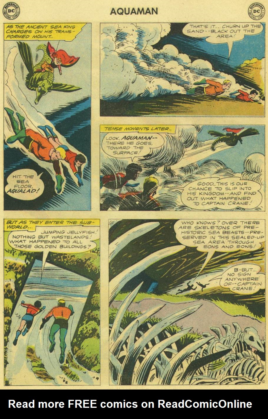 Read online Aquaman (1962) comic -  Issue #9 - 14