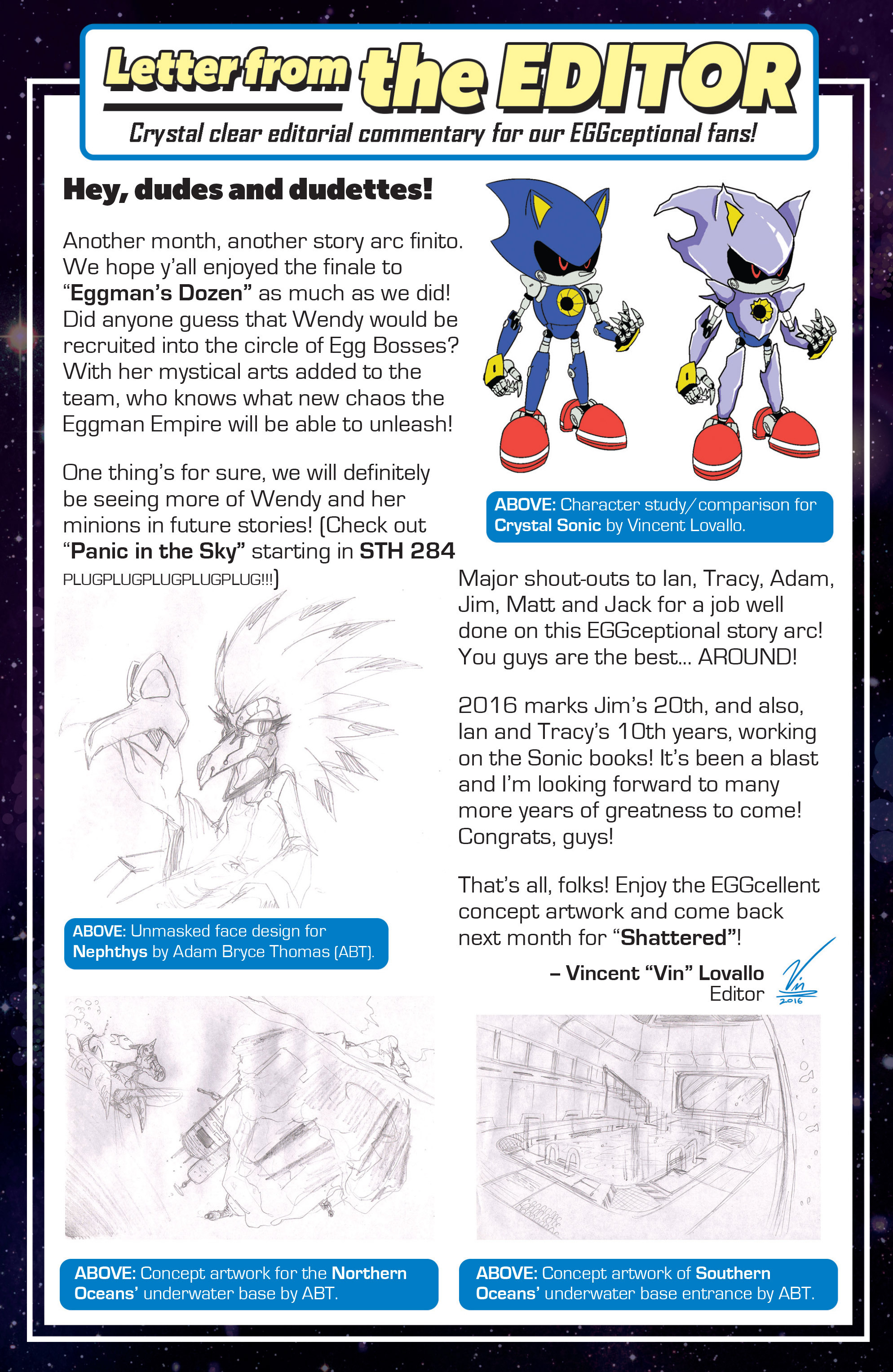 Read online Sonic Universe comic -  Issue #86 - 22