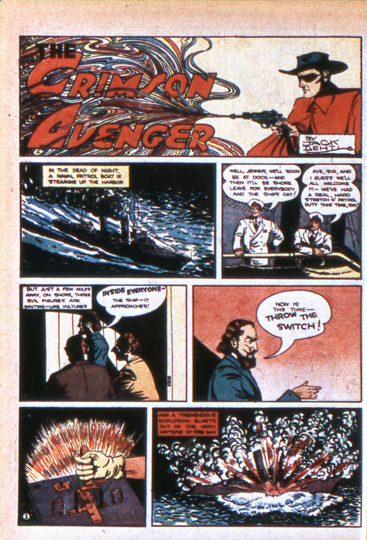 Read online Detective Comics (1937) comic -  Issue #39 - 29