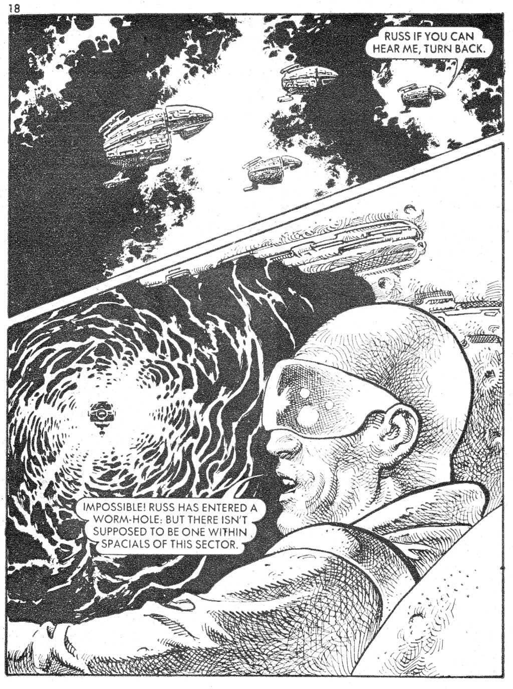 Starblazer issue 87 - Page 18