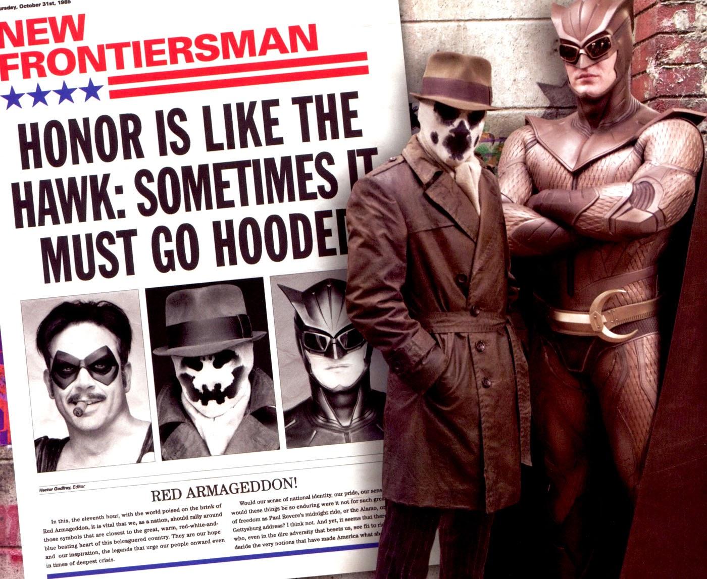 Watchmen (2009) Issue # TPB - ReadComic.Org