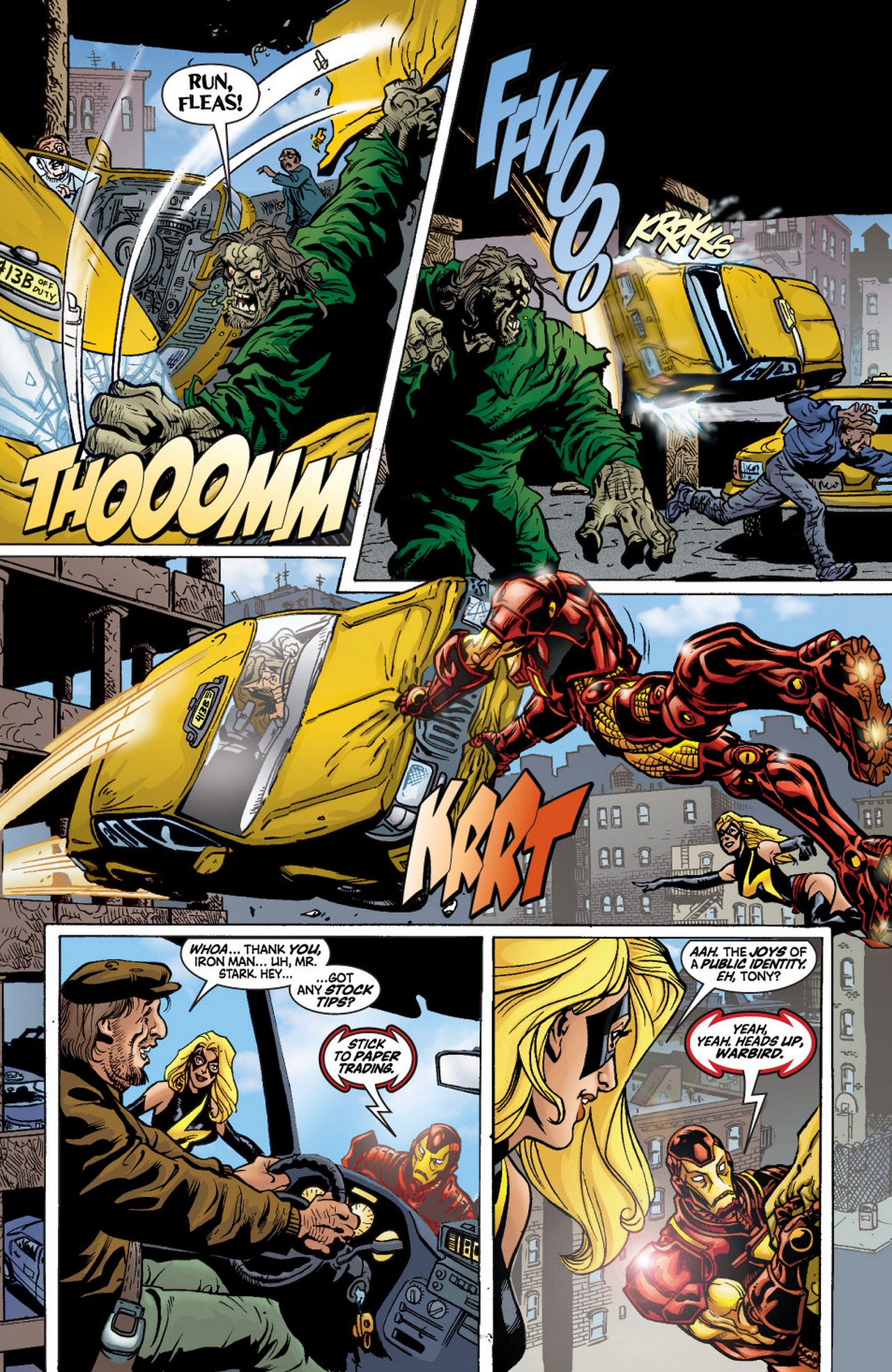 Read online Avengers (1998) comic -  Issue #57 - 13