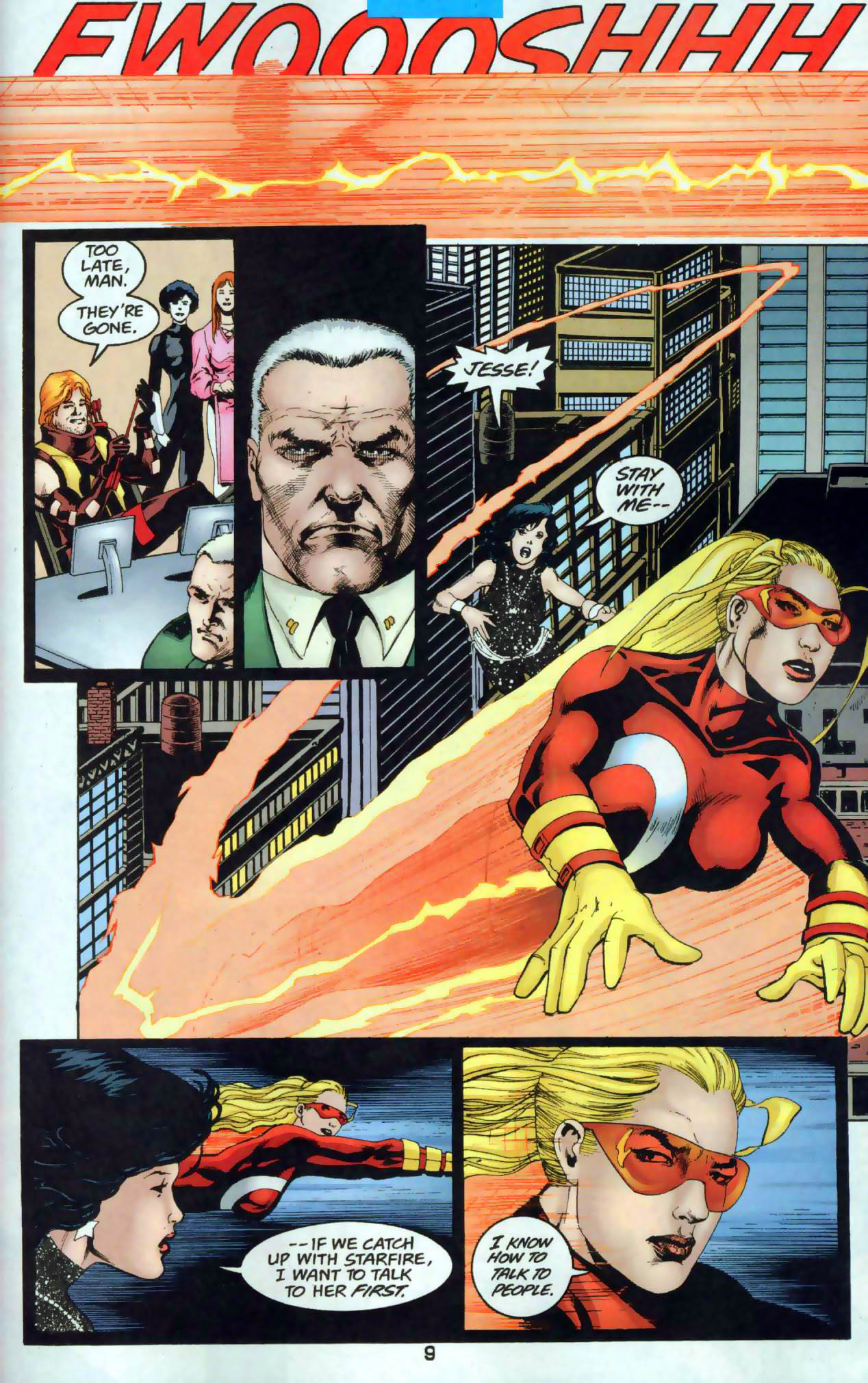 Read online The Titans (1999) comic -  Issue #48 - 10