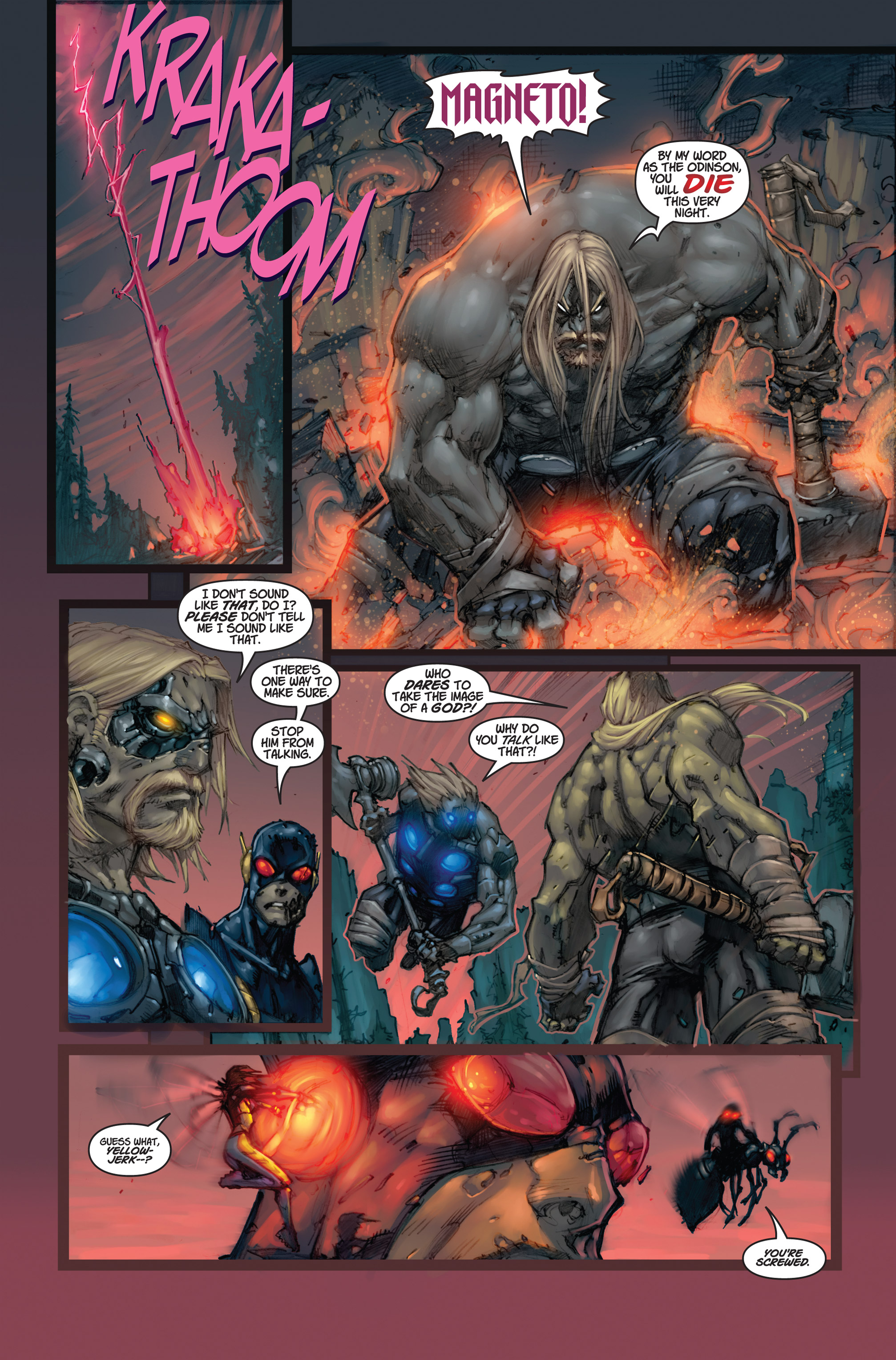 Read online Ultimates 3 comic -  Issue #5 - 15