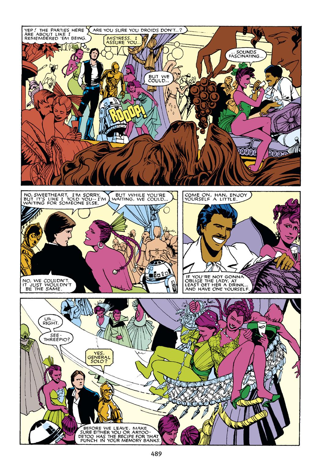 Read online Star Wars Omnibus comic -  Issue # Vol. 21.5 - 214