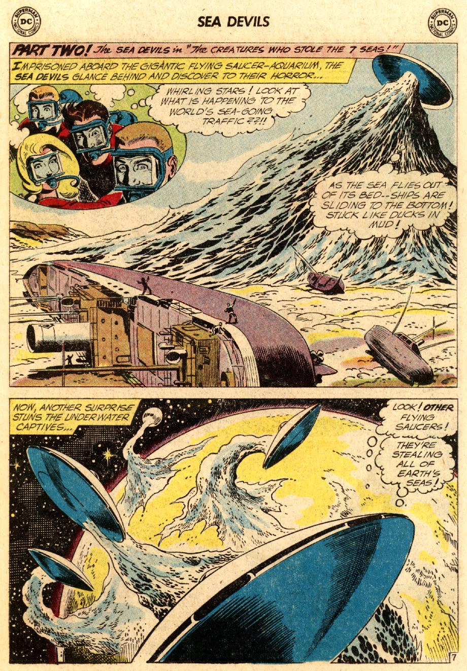 Read online Sea Devils comic -  Issue #5 - 12
