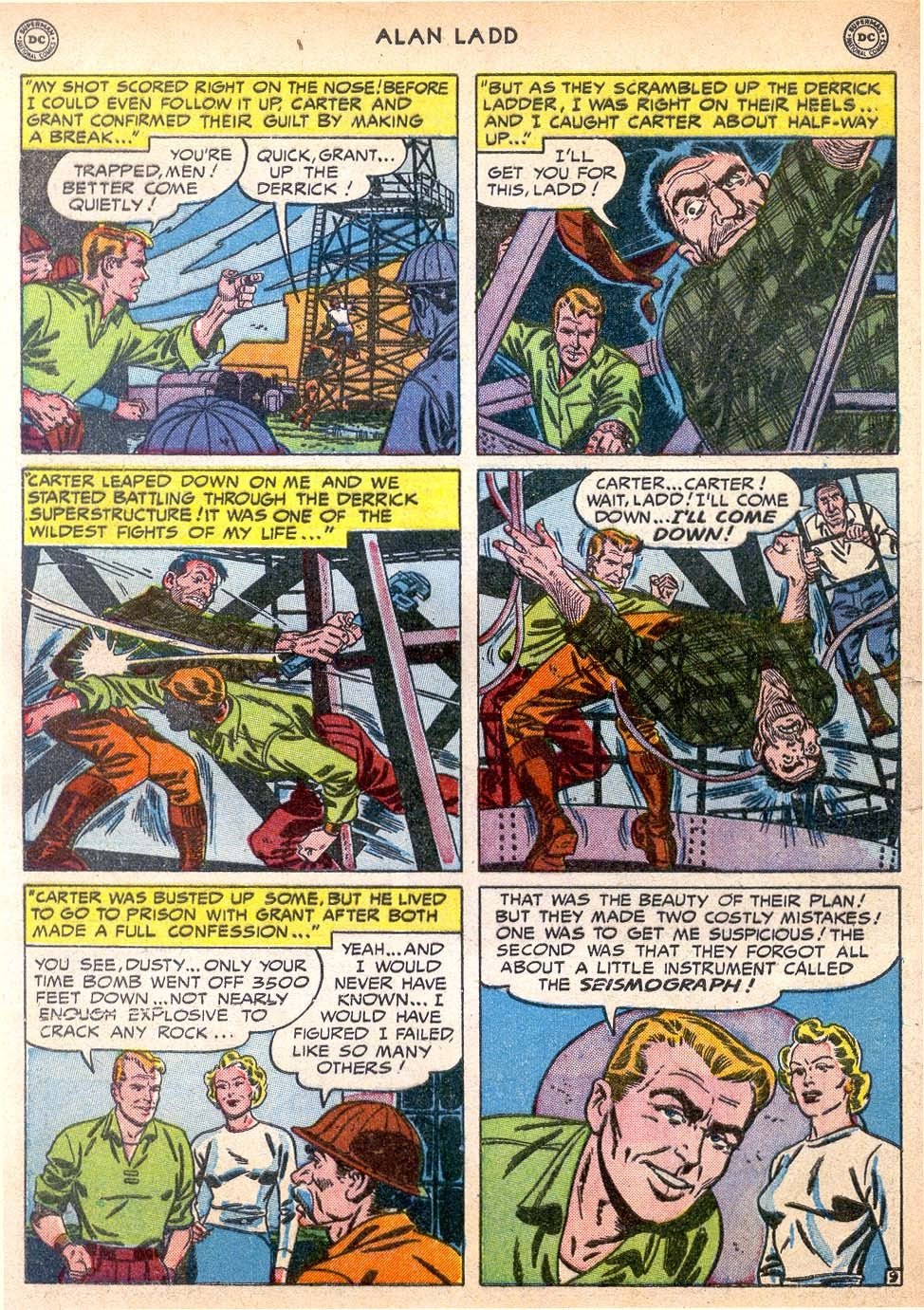 Adventures of Alan Ladd issue 4 - Page 48