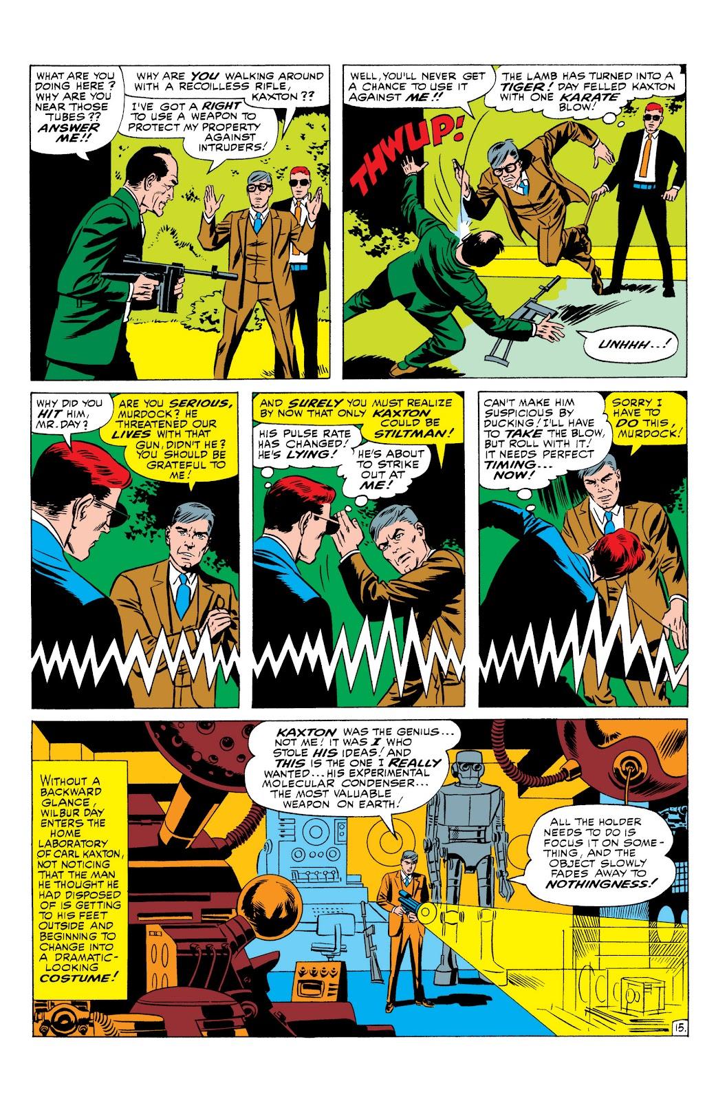 Read online Marvel Masterworks: Daredevil comic - Issue # TPB 1 (Part 2) - 79