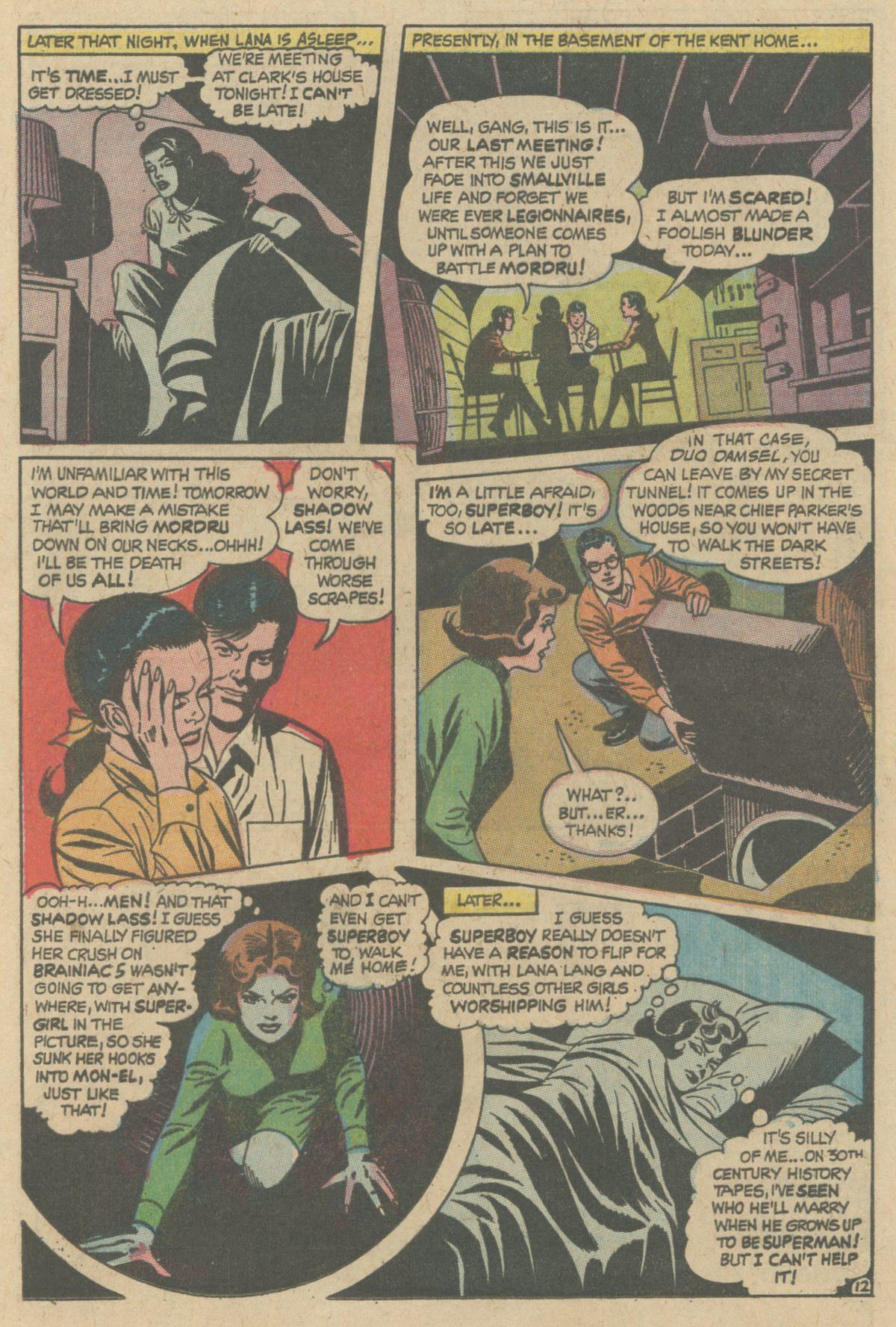 Read online Adventure Comics (1938) comic -  Issue #369 - 17
