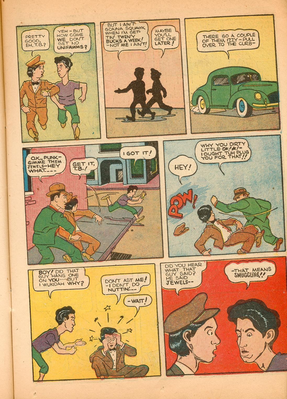 Read online Shadow Comics comic -  Issue #11 - 19