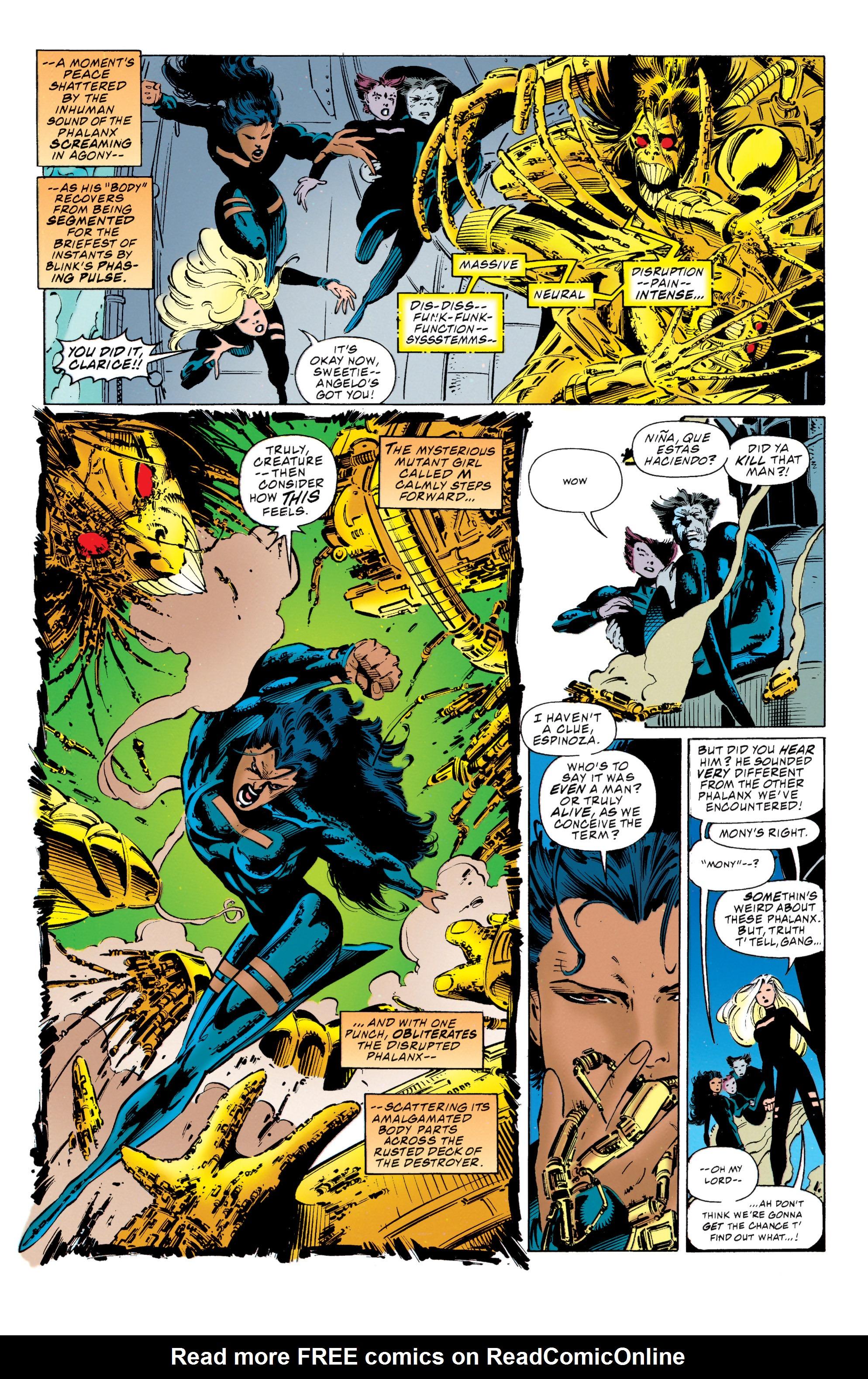 X-Men (1991) 37 Page 4