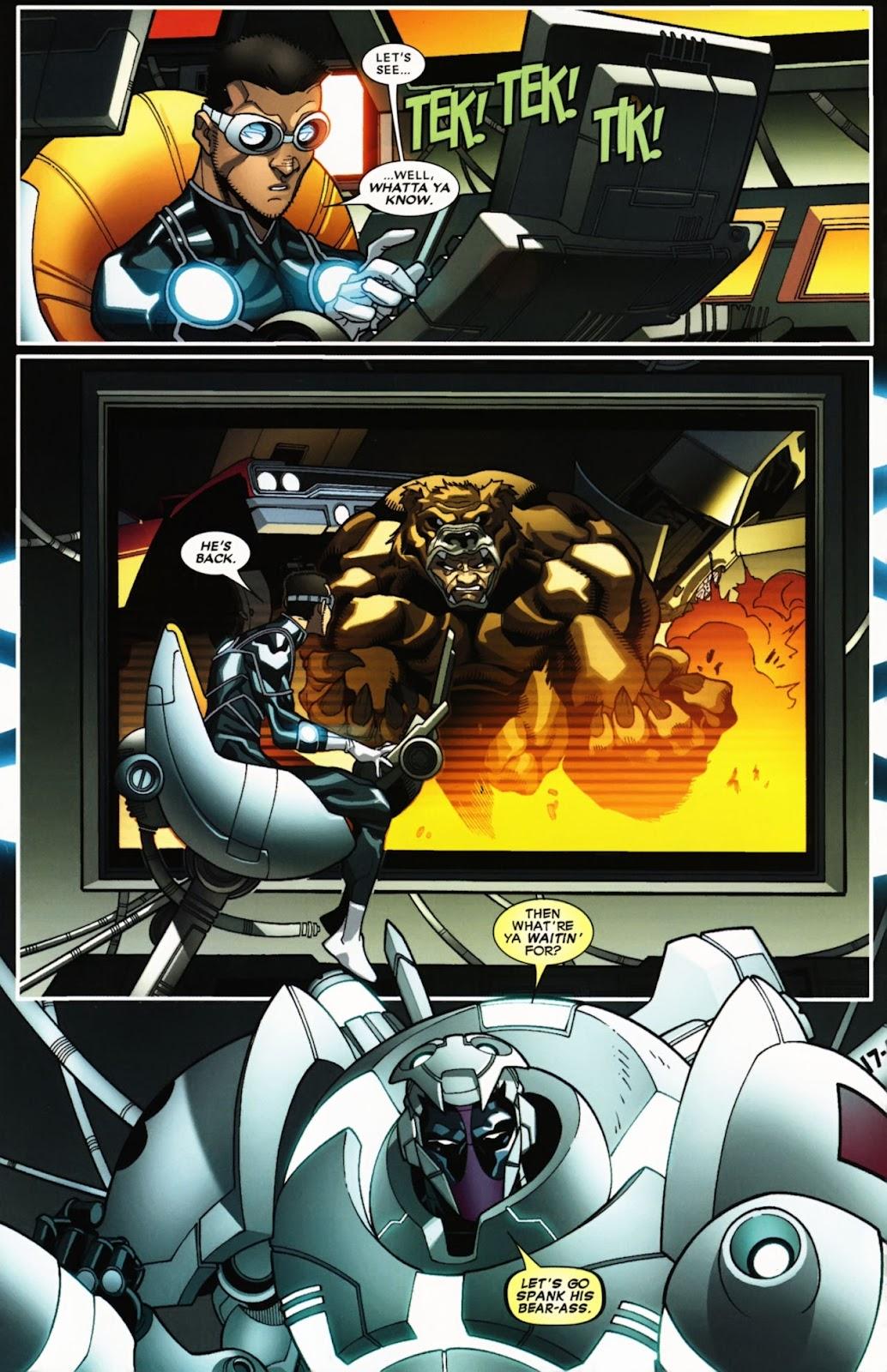 Read online Deadpool (2008) comic -  Issue #24 - 11