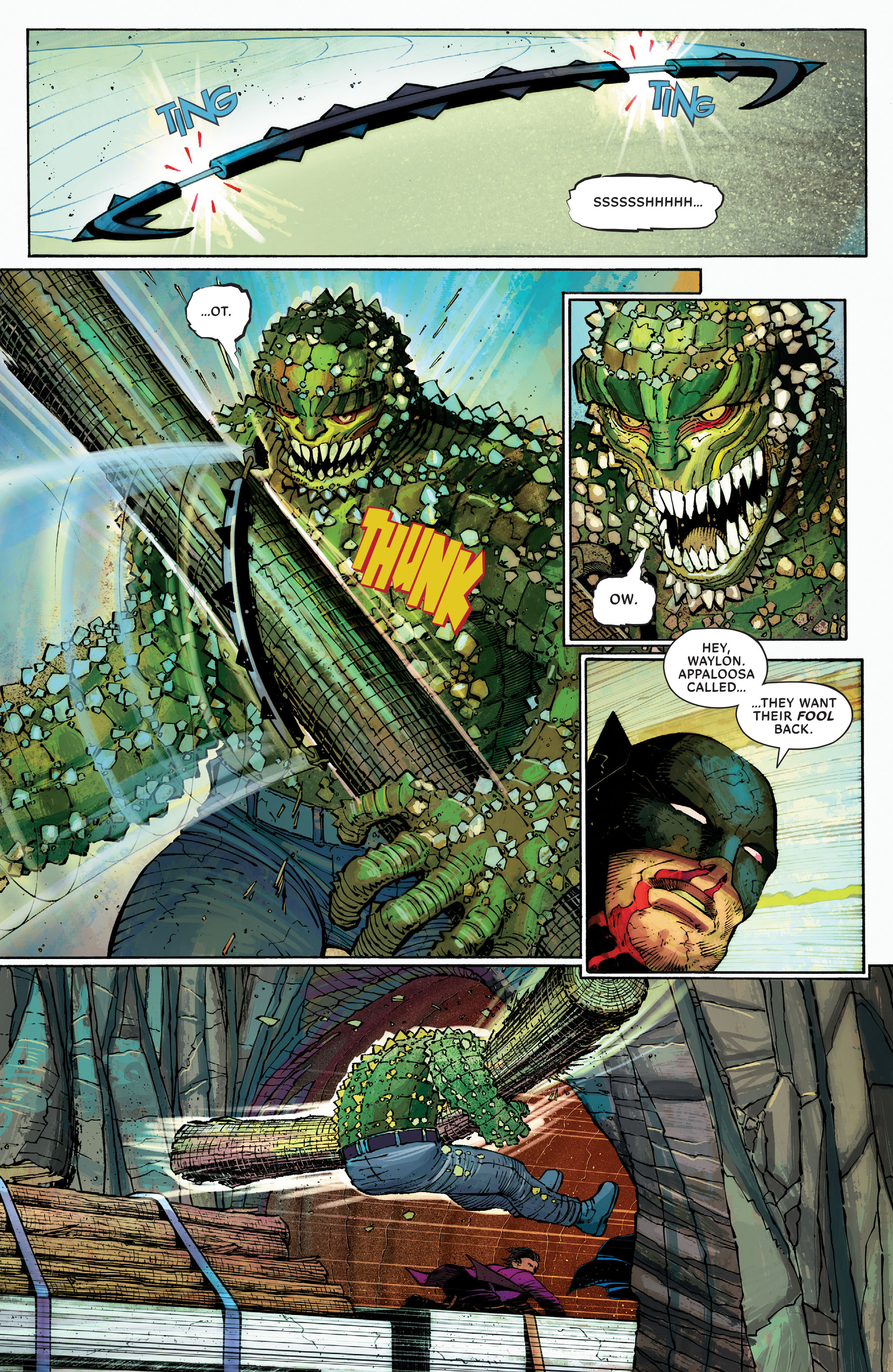 Read online All-Star Batman comic -  Issue #2 - 12